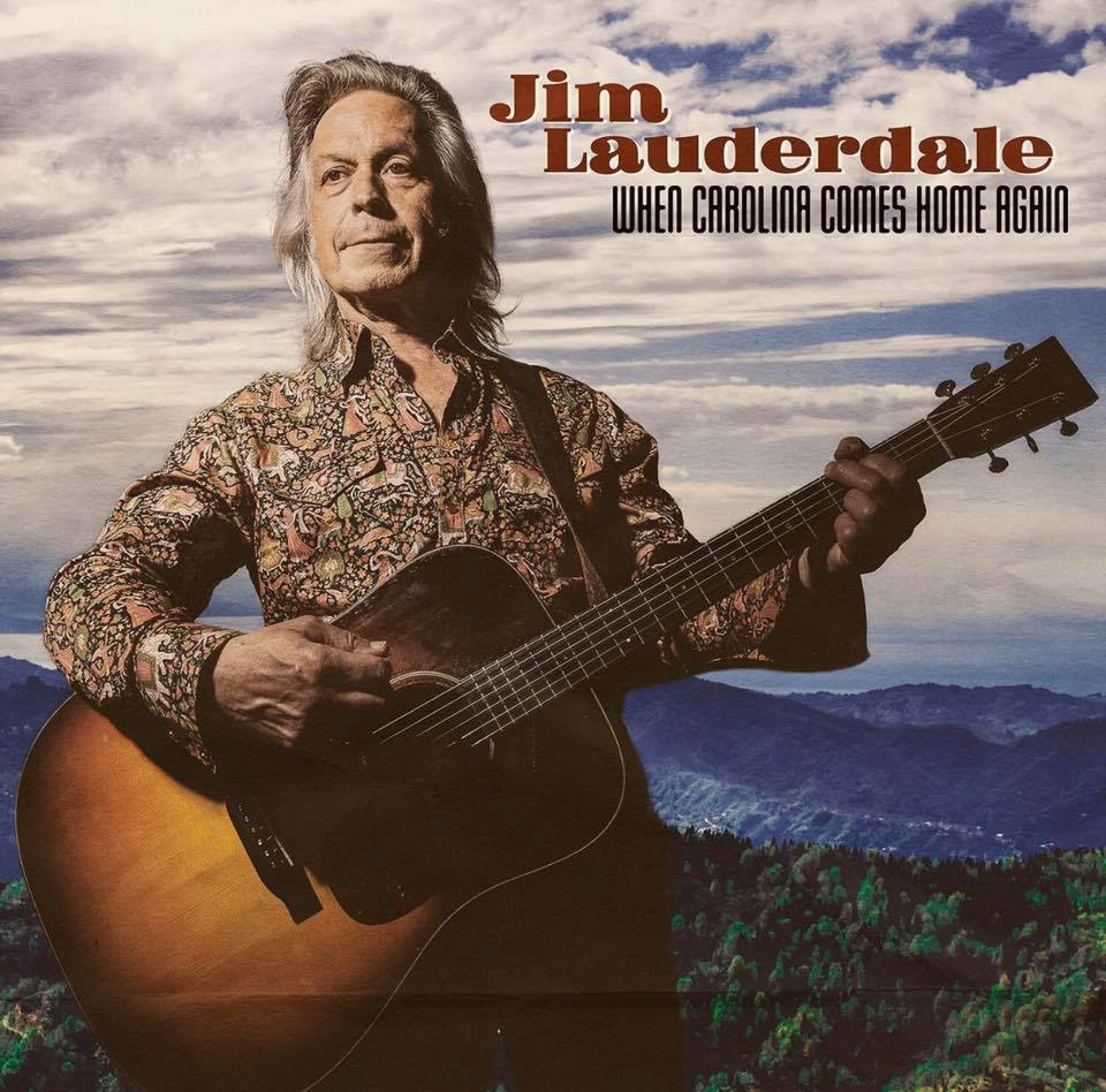 Jim Lauderdale Returns To His Roots With 'When Carolina Comes Home Again'