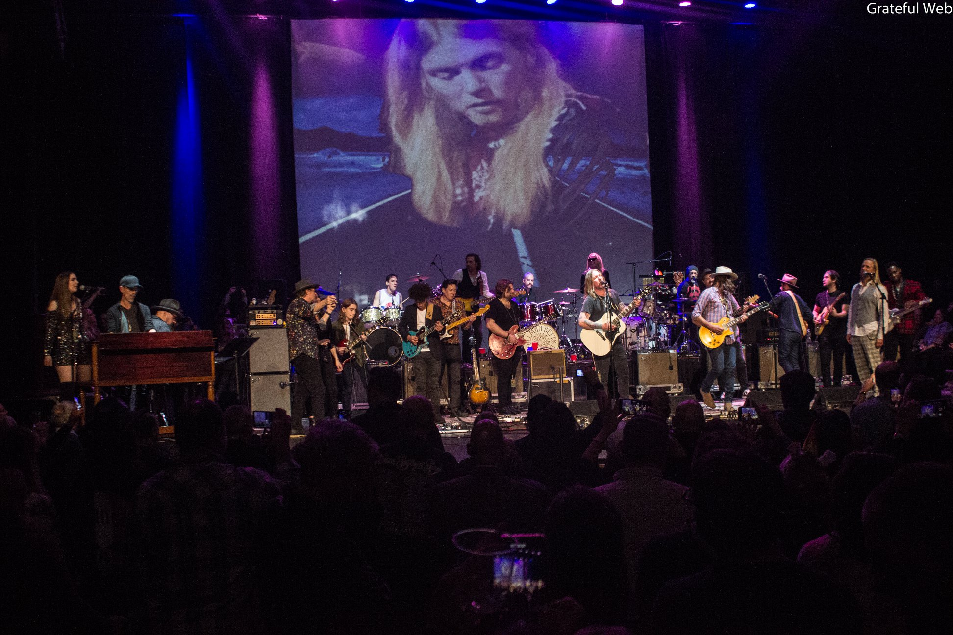 Allman Family Revival | Beacon Theatre | 12/28/19