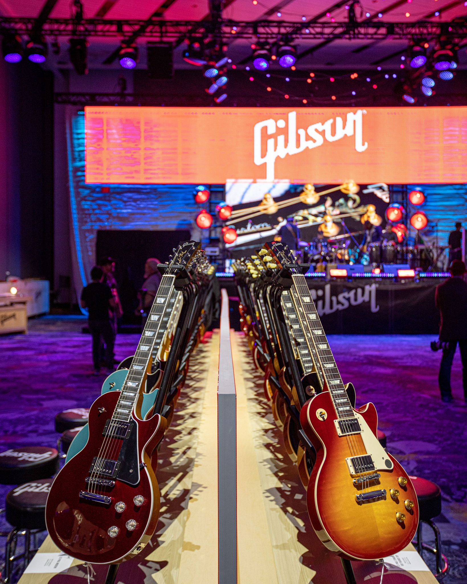 Jerry Cantrell, Robby Krieger, Orianthi, Celisse and More at GIBSON: NAMM Daily Artist Events Announced
