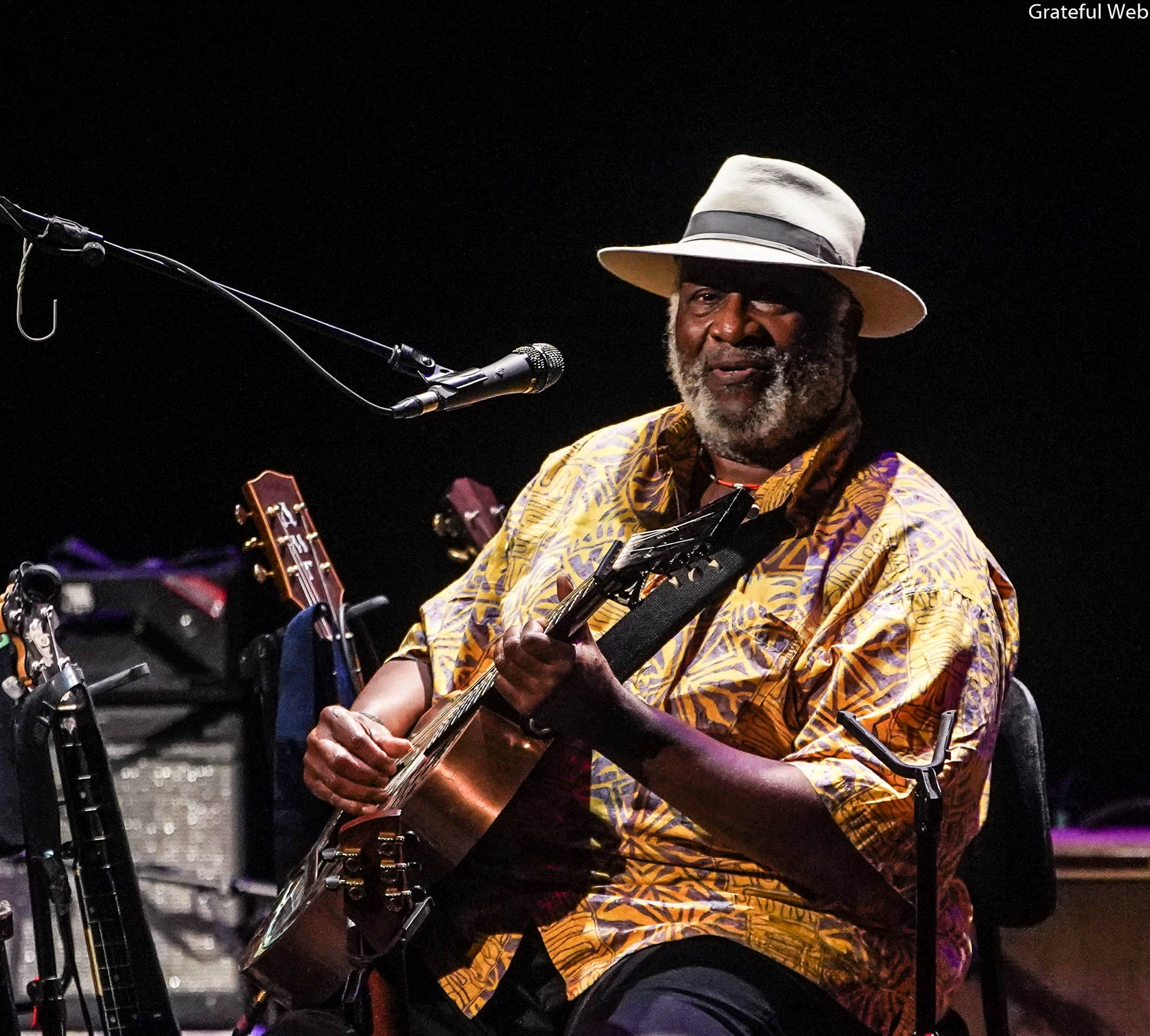 Taj Mahal | Parker Playhouse | 1/27/2020