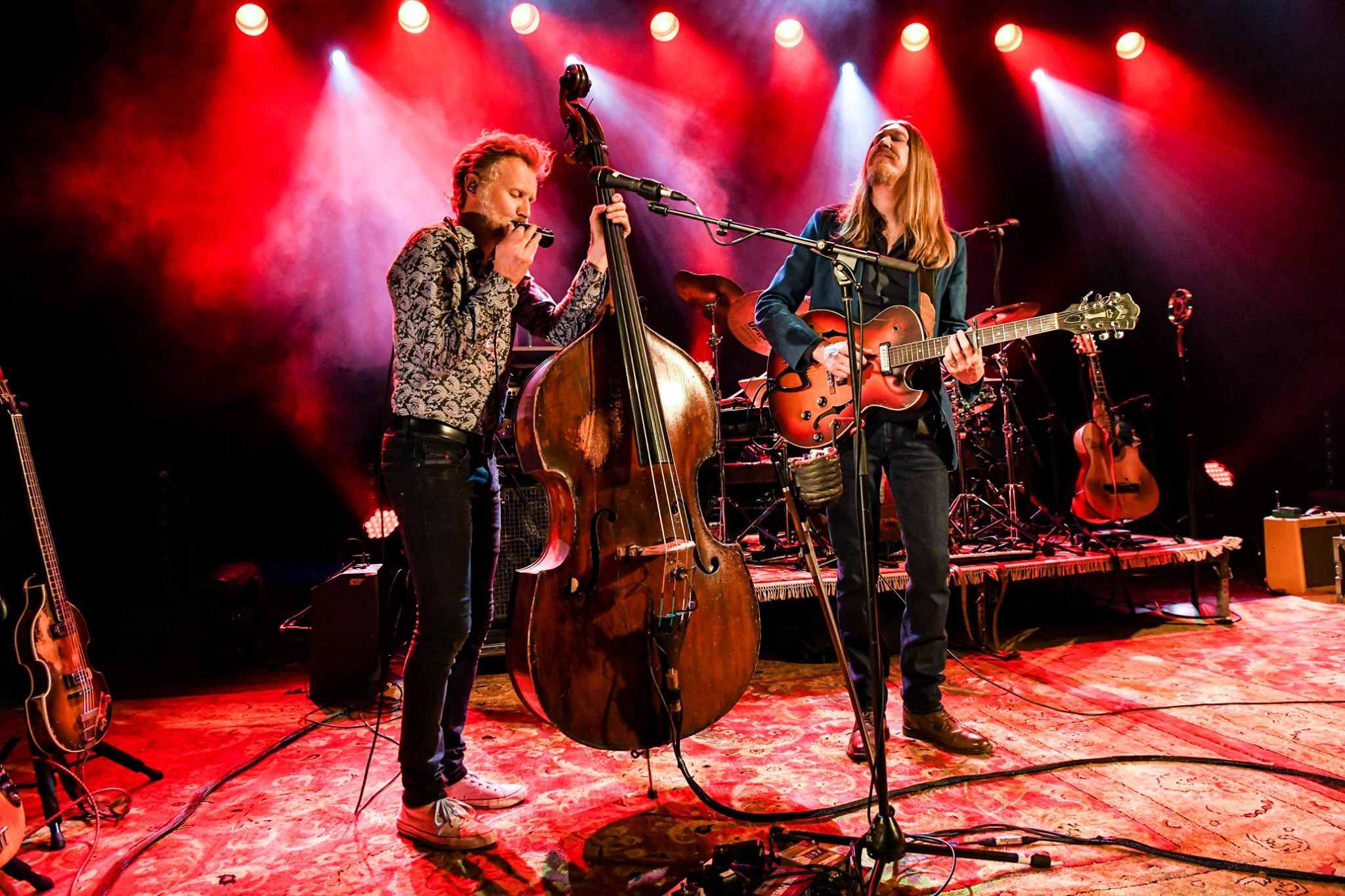 "The Wood Brothers Release Video For ""Little Bit Sweet"""