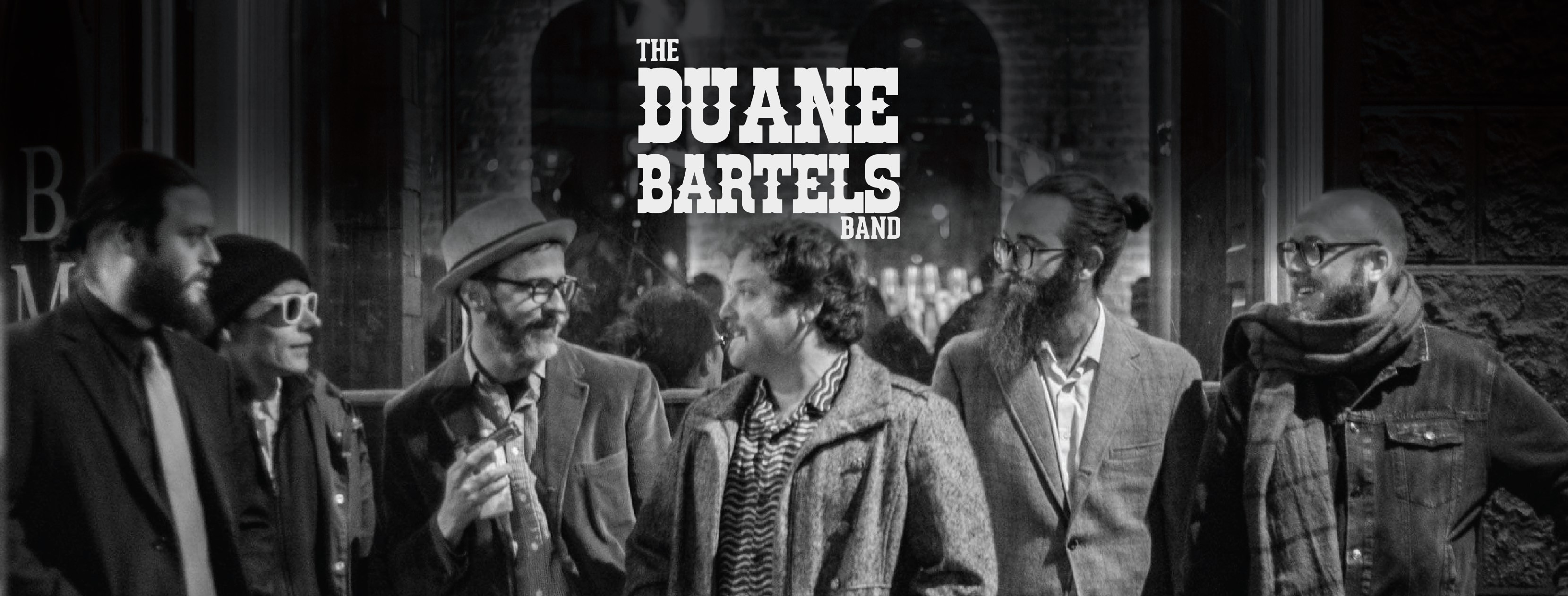 "The Duane Bartels Band | ""Messin'"" 