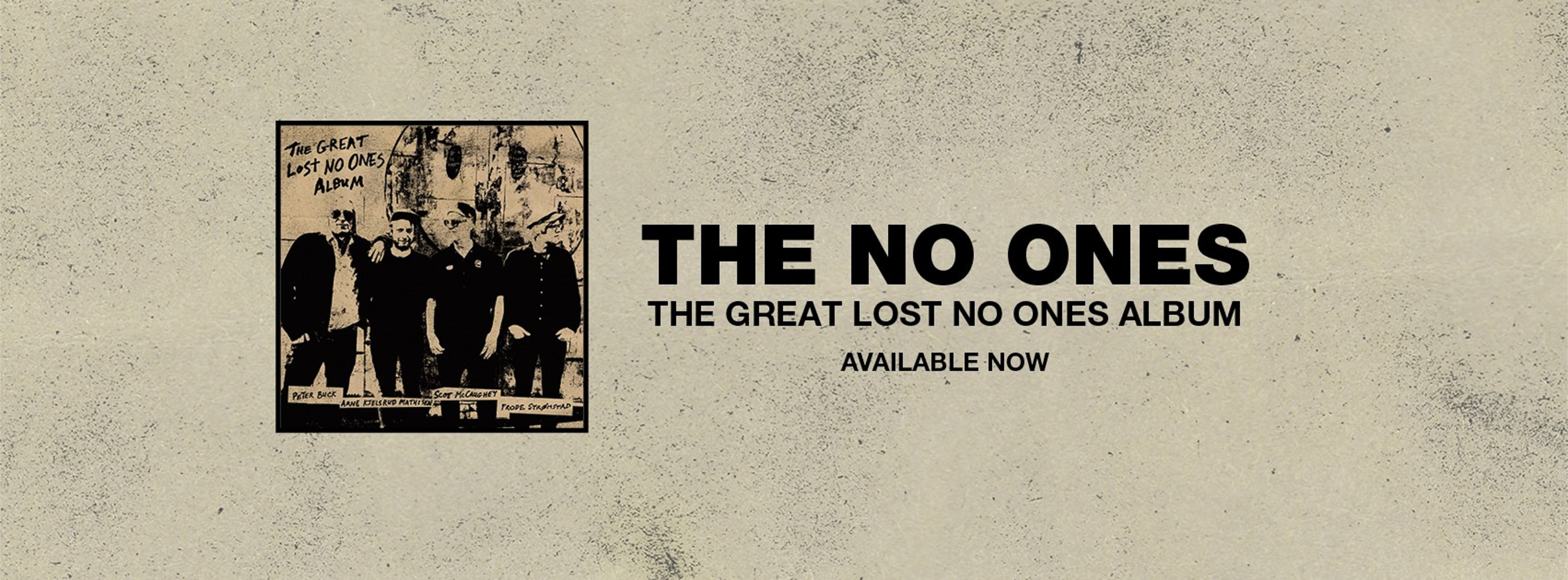 The No Ones 'The Great Lost No Ones Album' Out Now