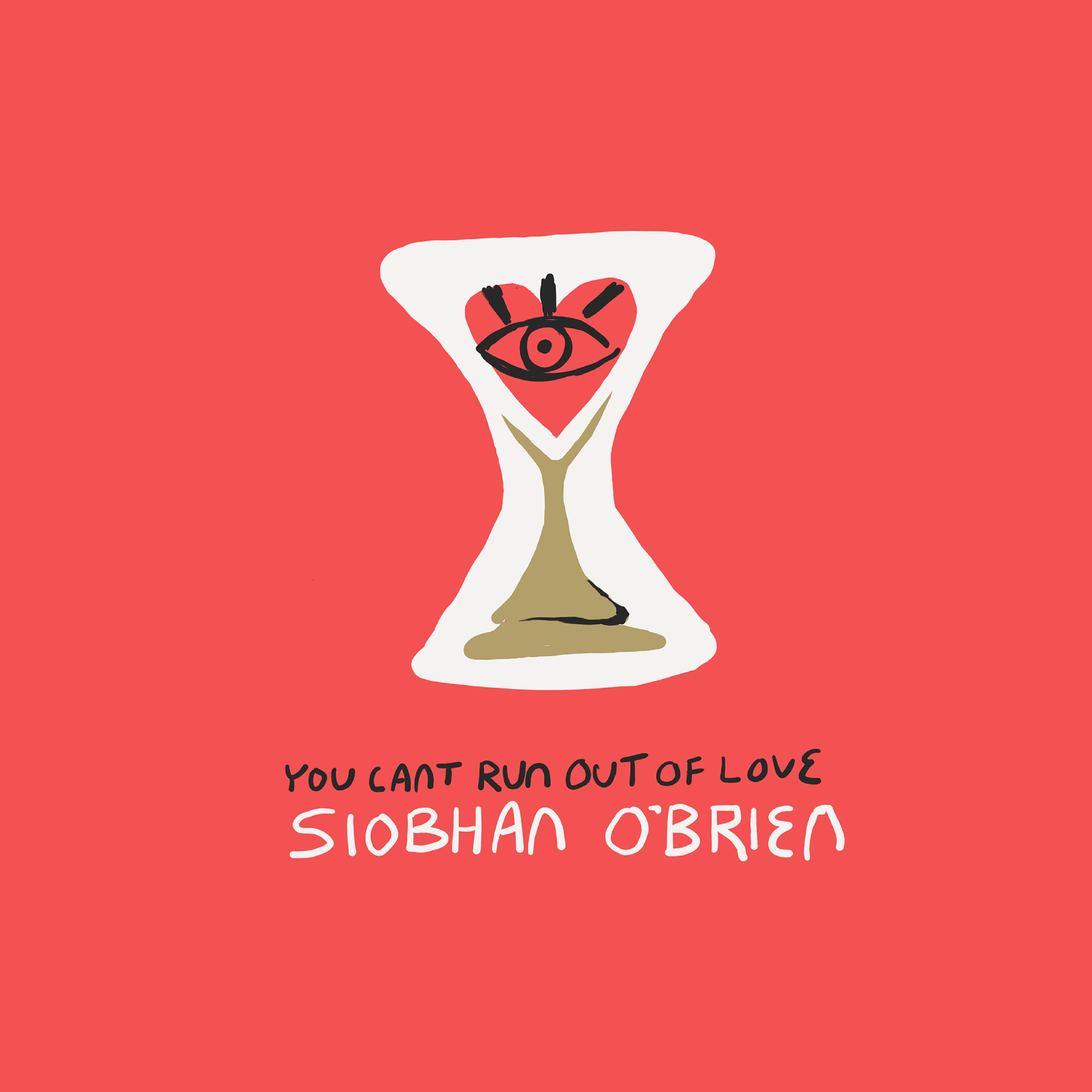 Siobhan O'Brien Releases Her New Album You Can't Run Out Of Love