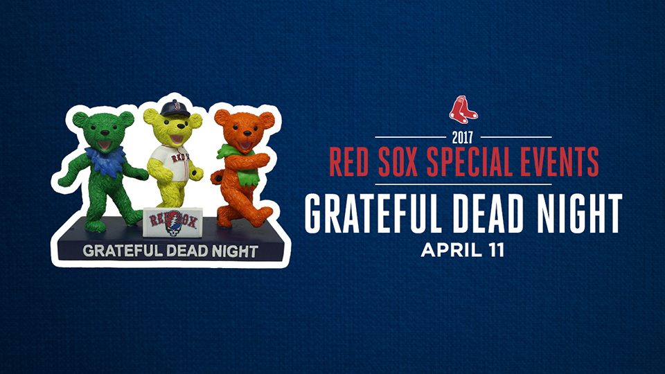 Grateful Dead Night at Fenway Park, 4/11