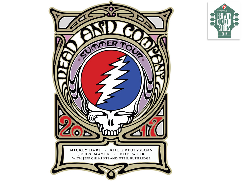 Fenway Park Offer for Dead & Company