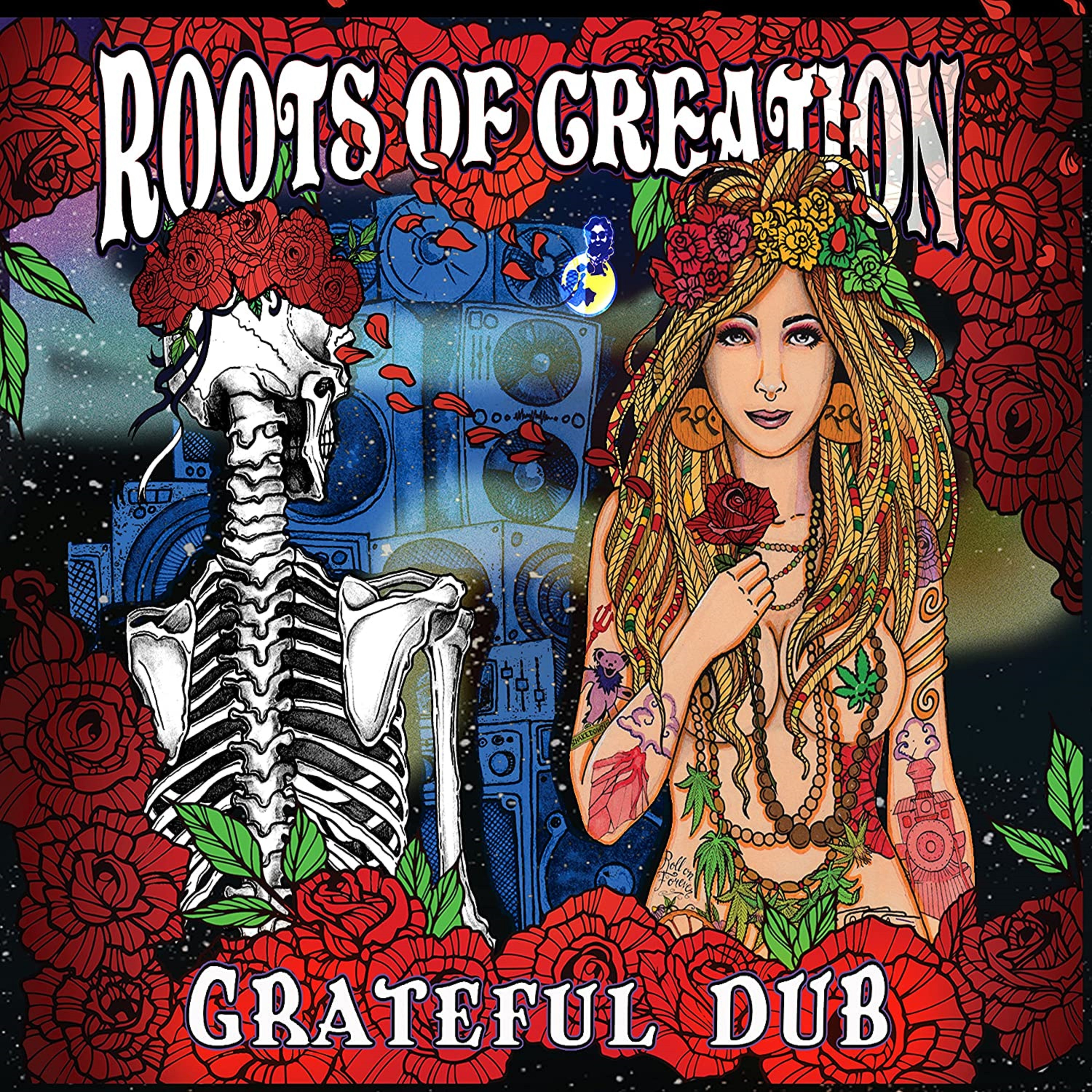 "Grateful Dead Revival ""Casey Jones"" from Reggae Band Roots of Creation & Dan Kelly"