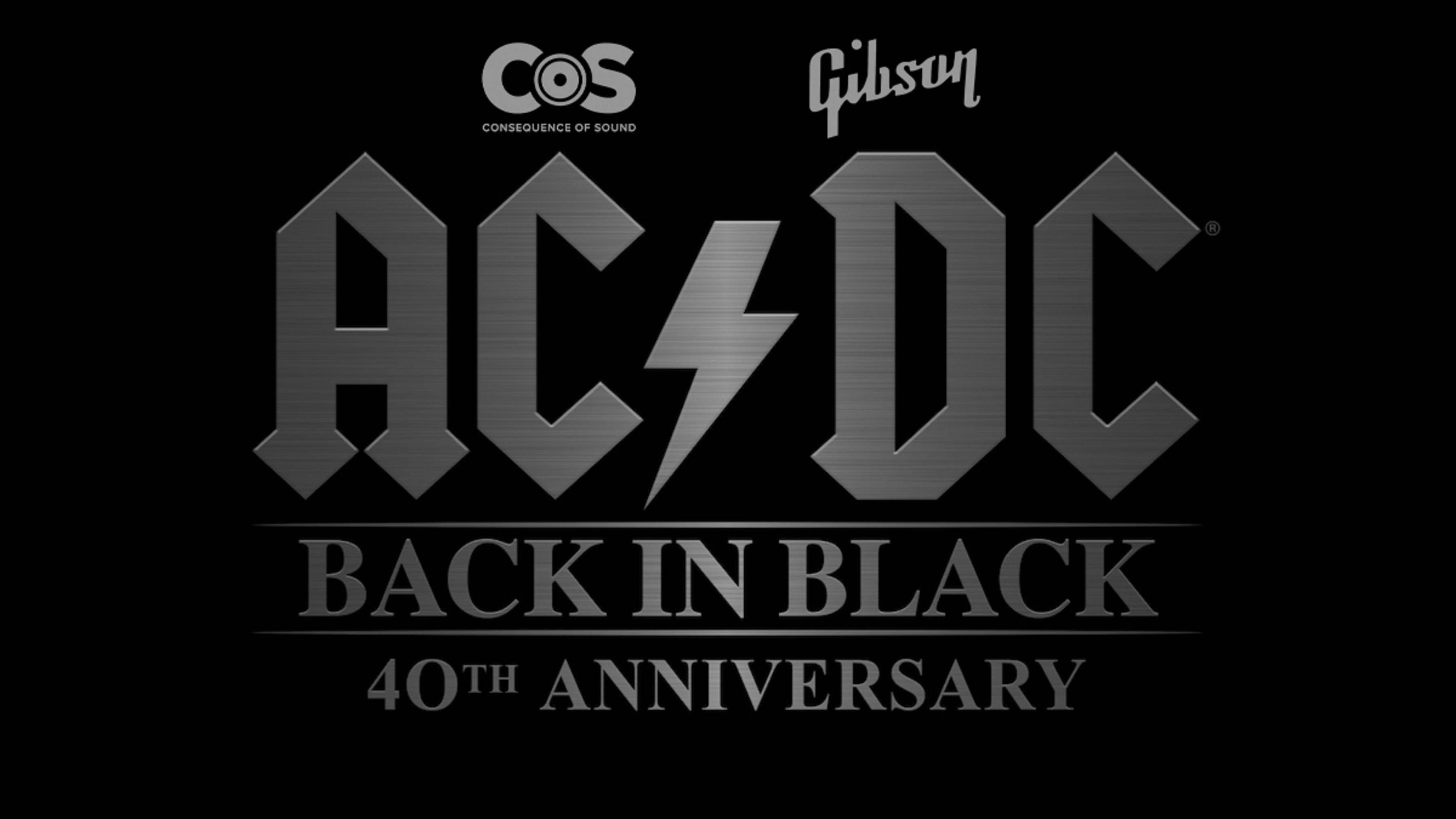 """Back in Black 40th Anniversary: A Virtual Celebration"""