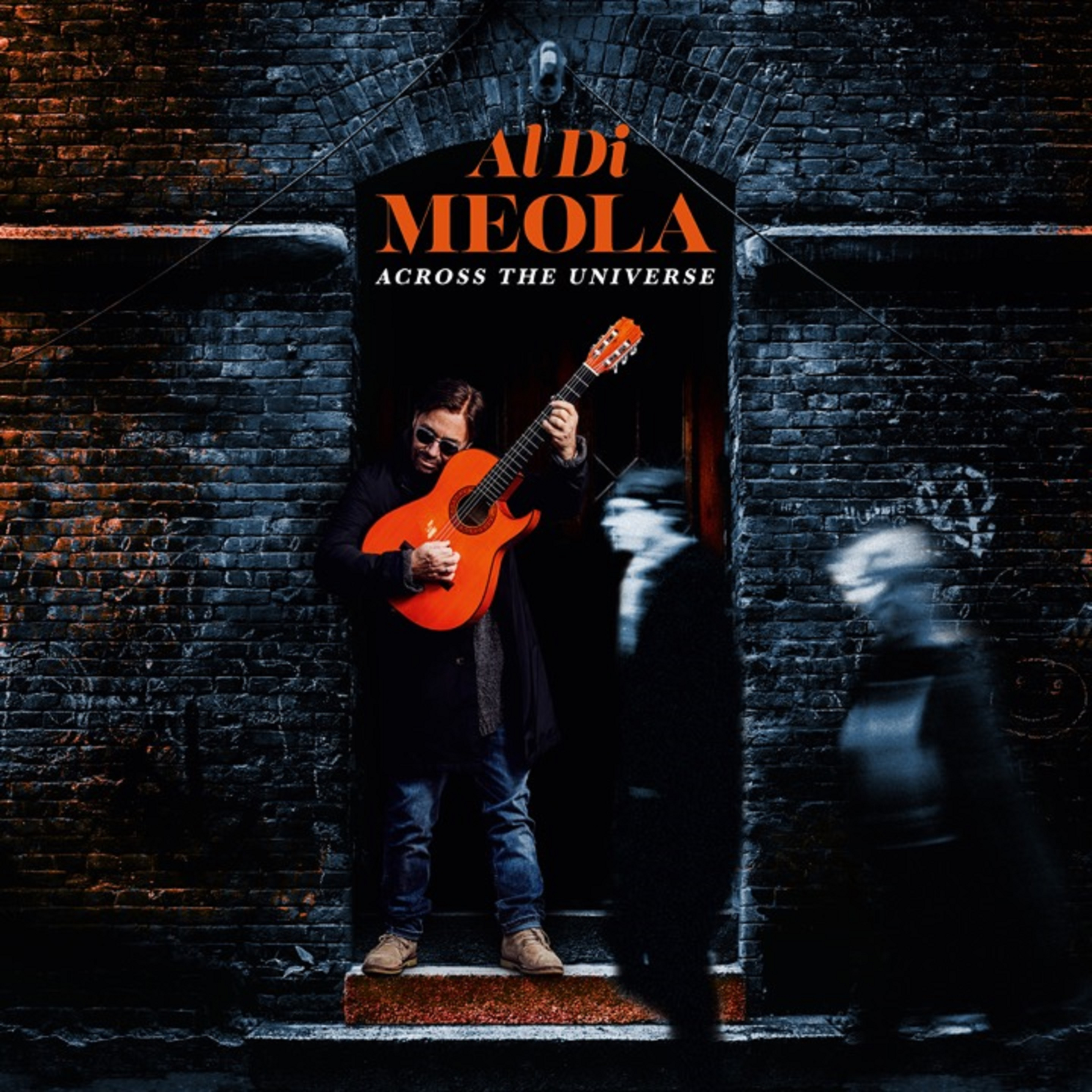 "Al Di Meola Releases New Album ""Across The Universe"" In Tribute to The Beatles"