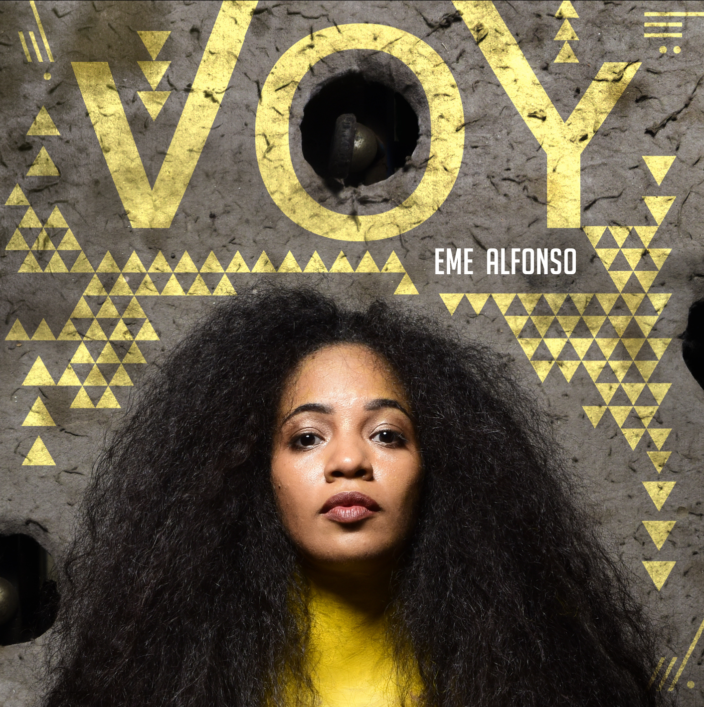 Eme Alfonso Announces US Release of New Album VOY