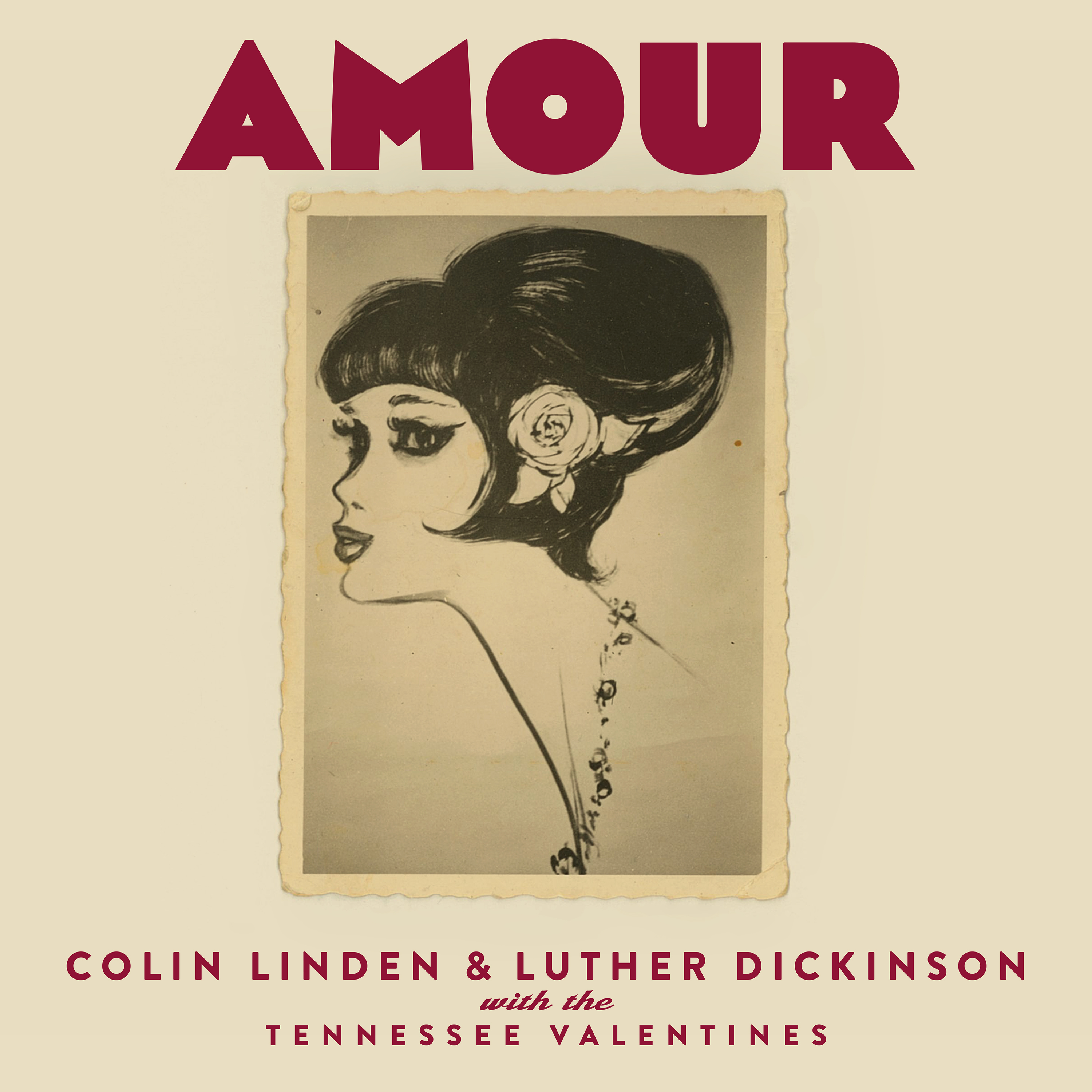 Colin Linden and Luther Dickinson Join Forces on Amour