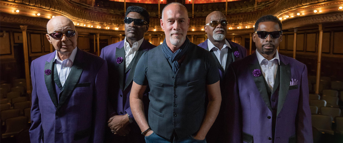 New Original Track Released & August Tour Dates From Marc Cohn & Blind Boys Of Alabama