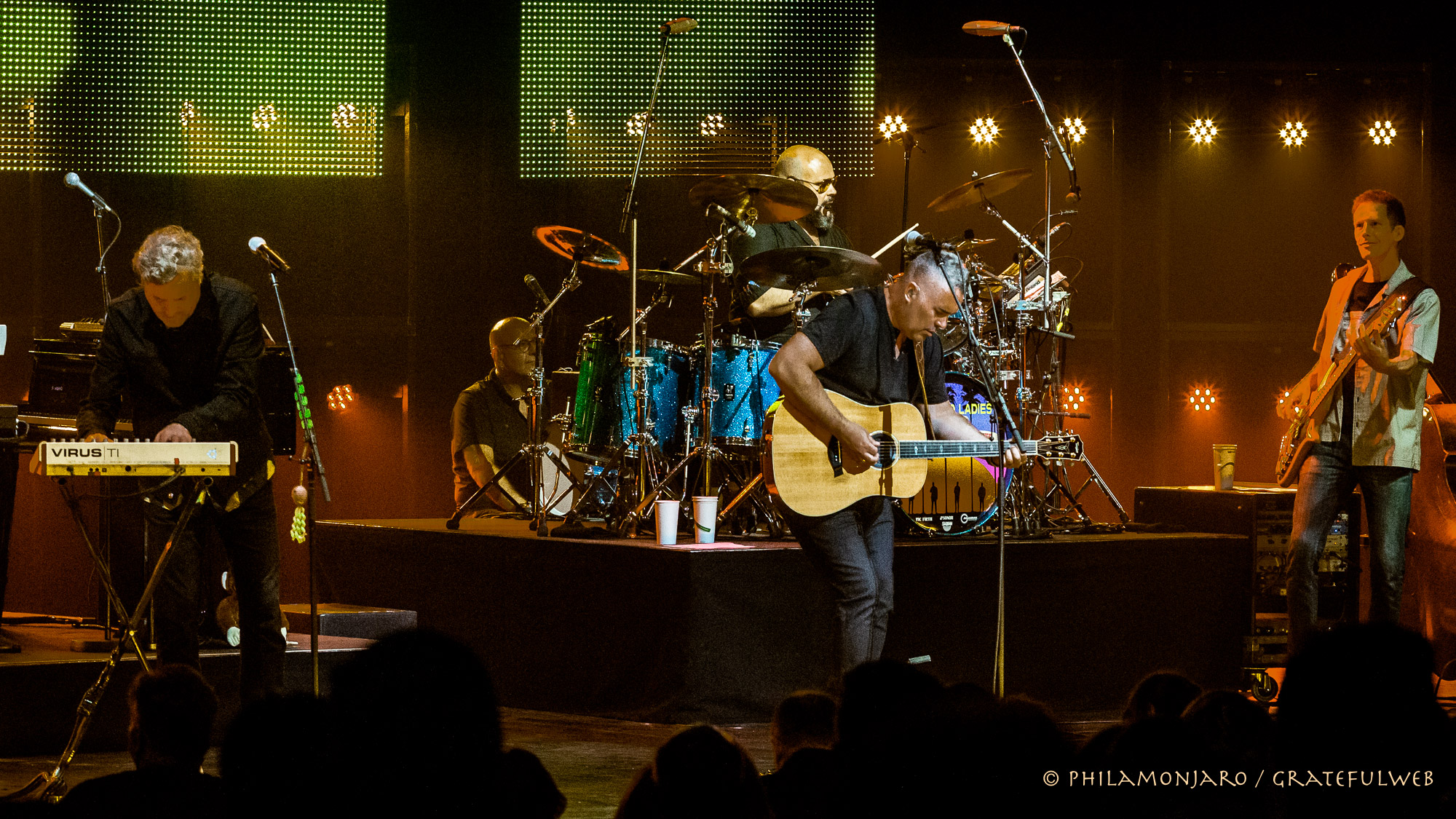 Barenaked Ladies | Riverside Theater | 6/22/18