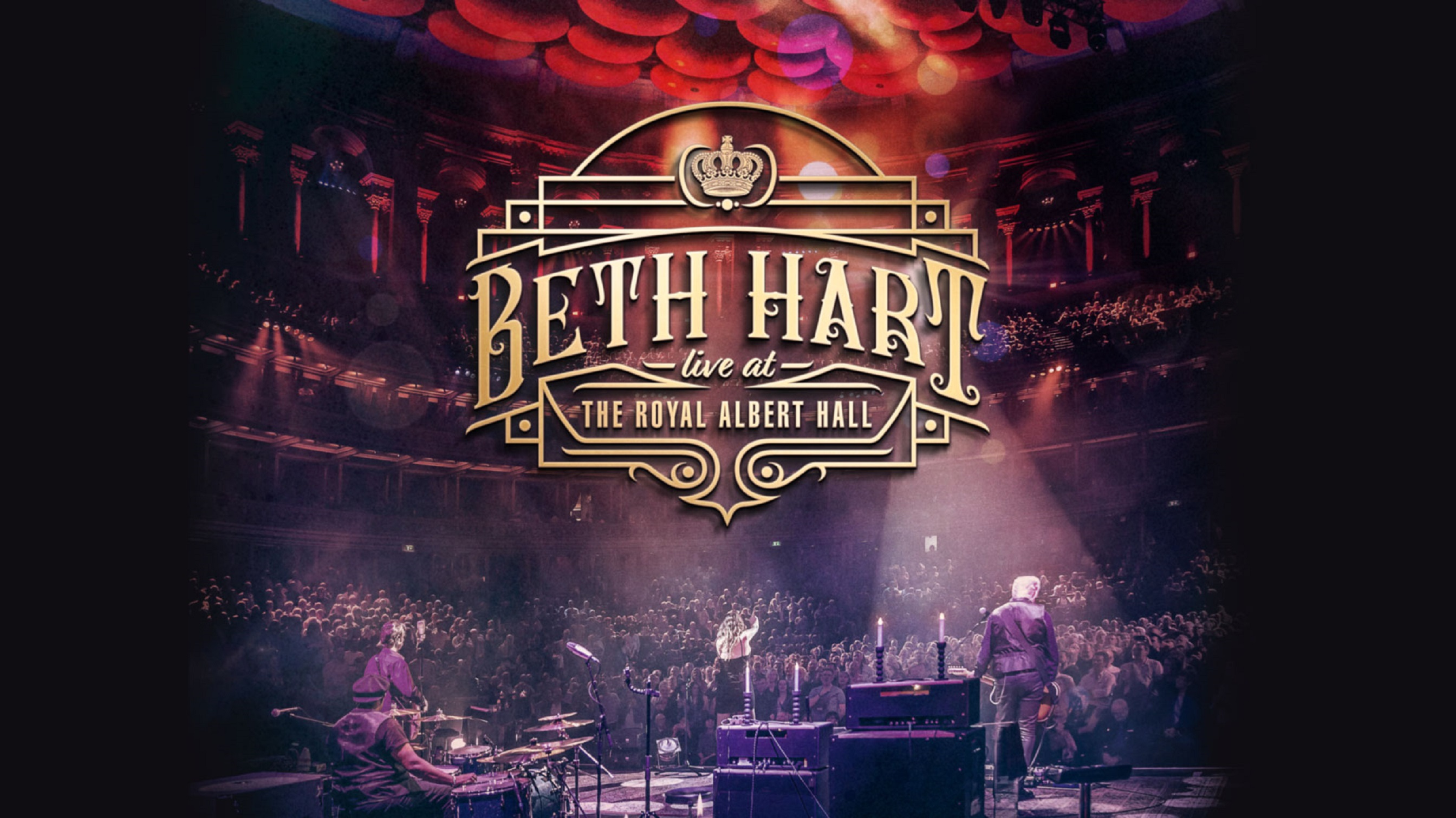 Beth Hart Announces Live Release, 'Beth Hart - Live At The Royal Albert Hall'
