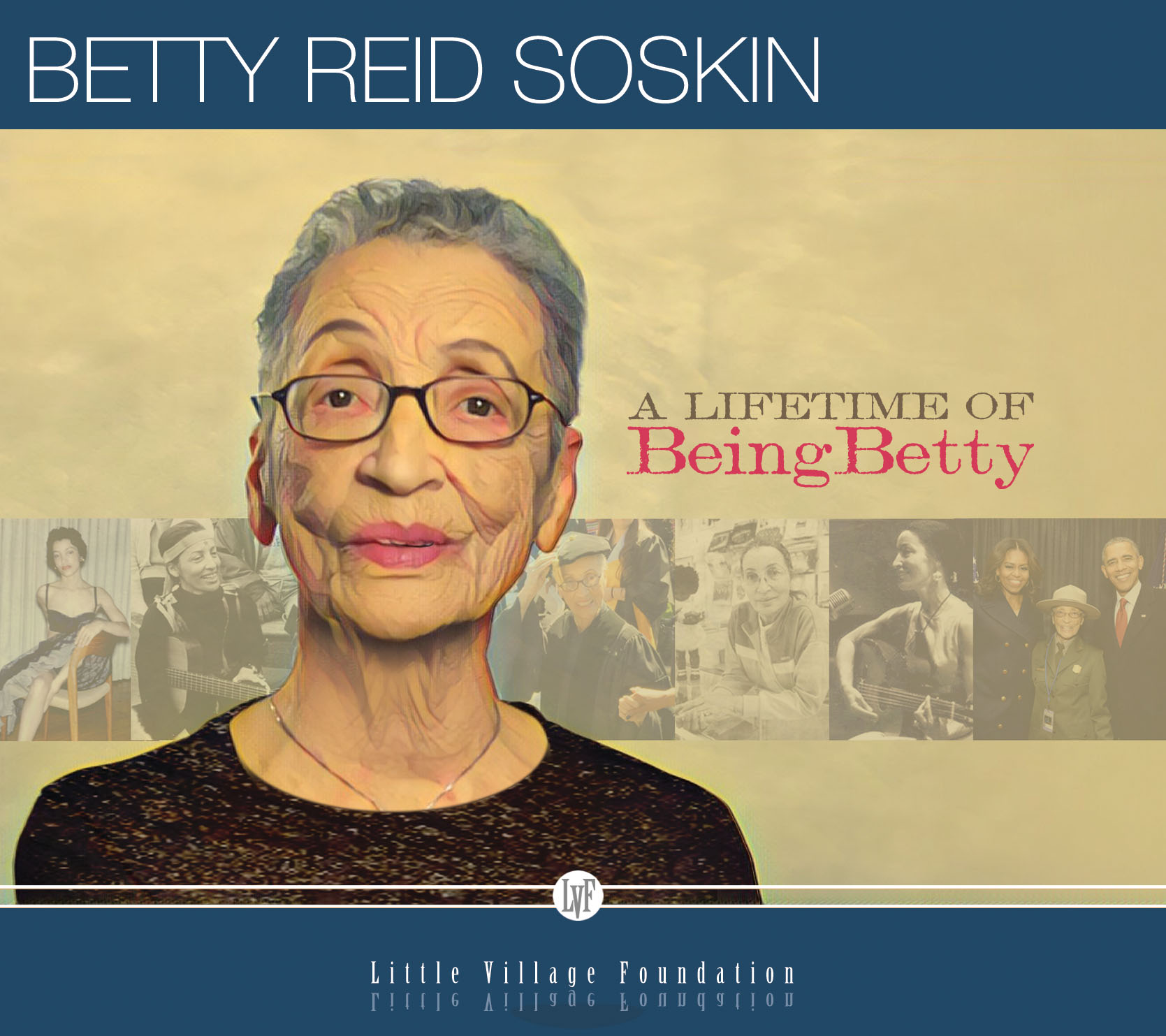 "Betty Reid Soskin Releases New Album ""A Lifetime of Being Betty"""