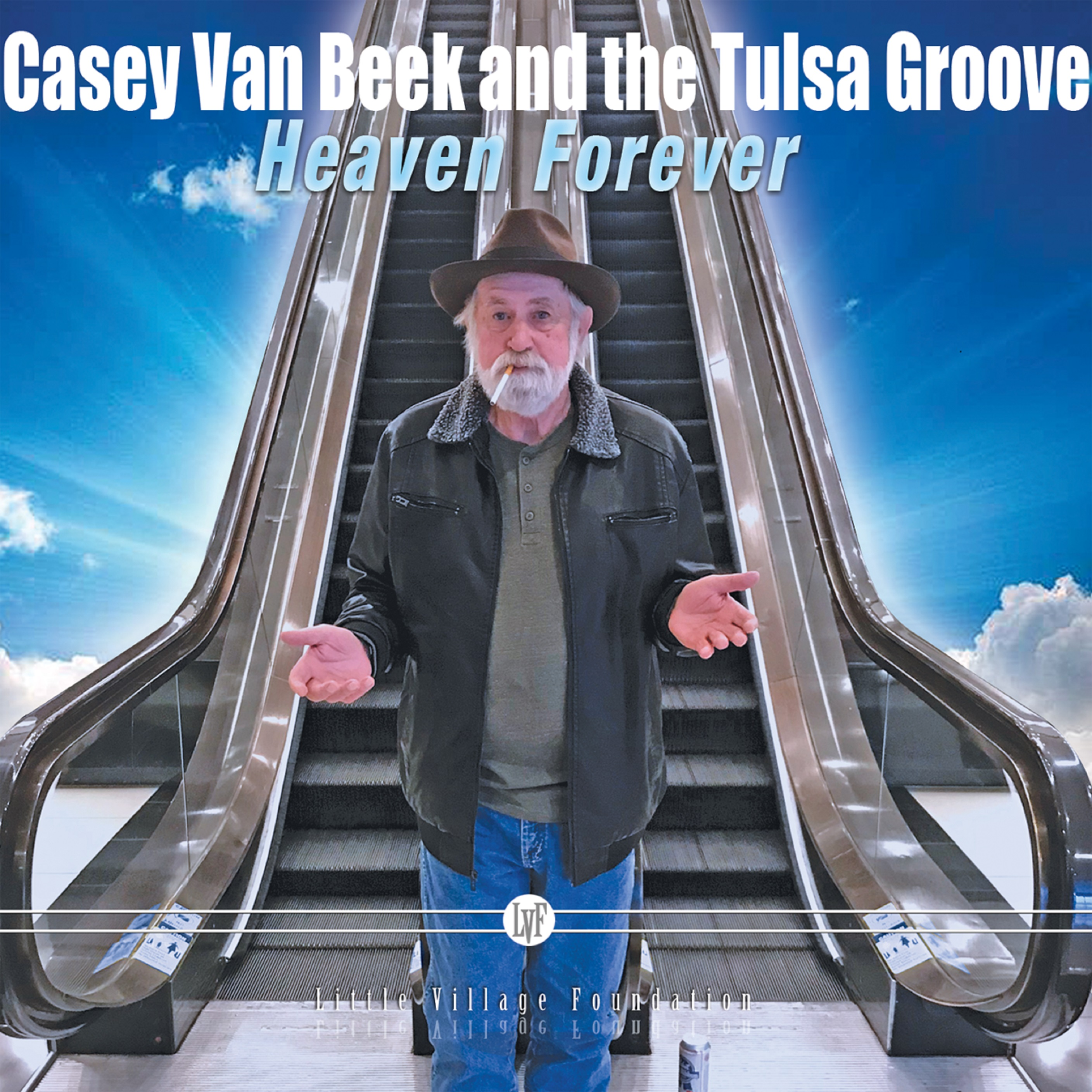 Casey Van Beek and the Tulsa Groove just released Heaven Forever