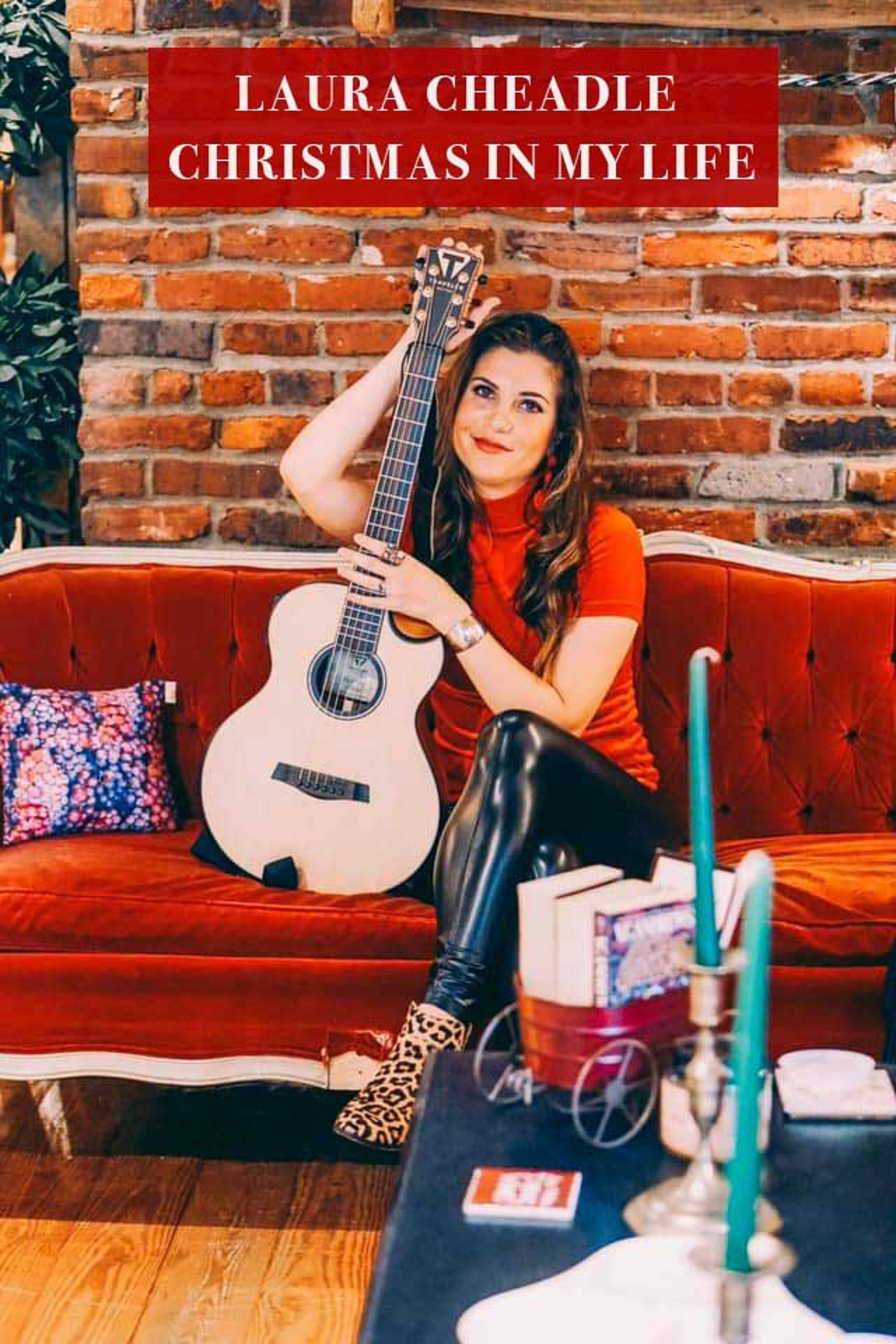 Laura Cheadle Releases Pair Of Holiday Songs