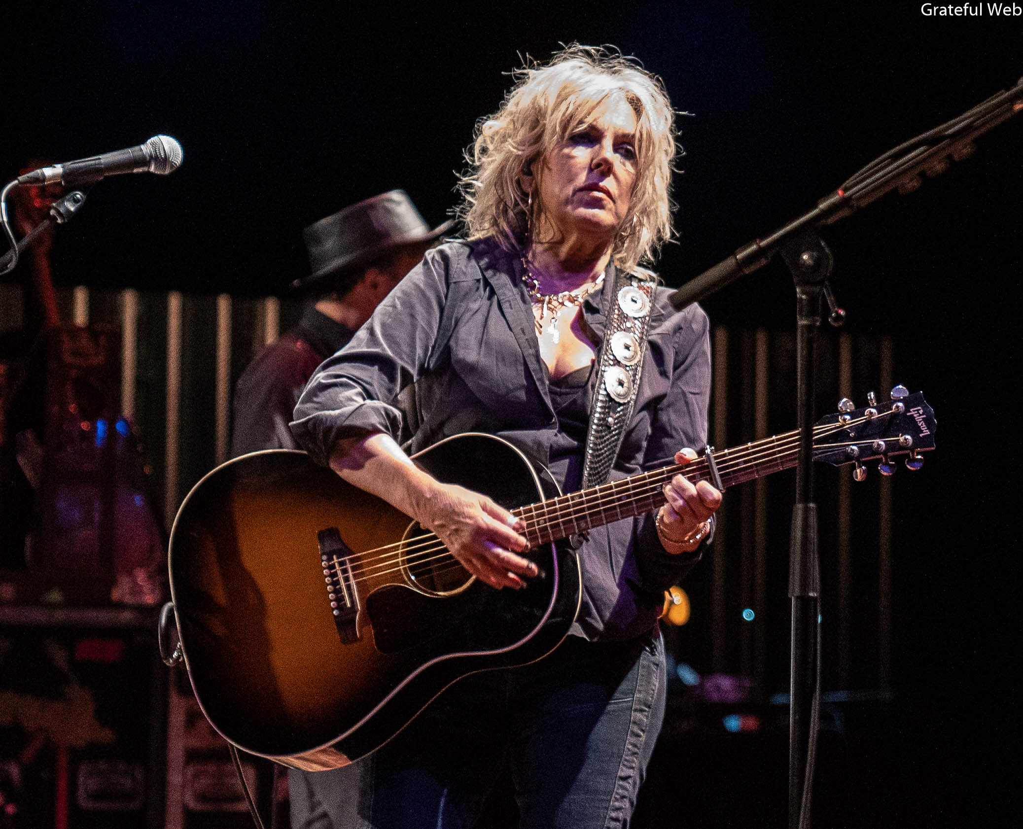 Lucinda Williams | Parker Playhouse | 2/6/2020