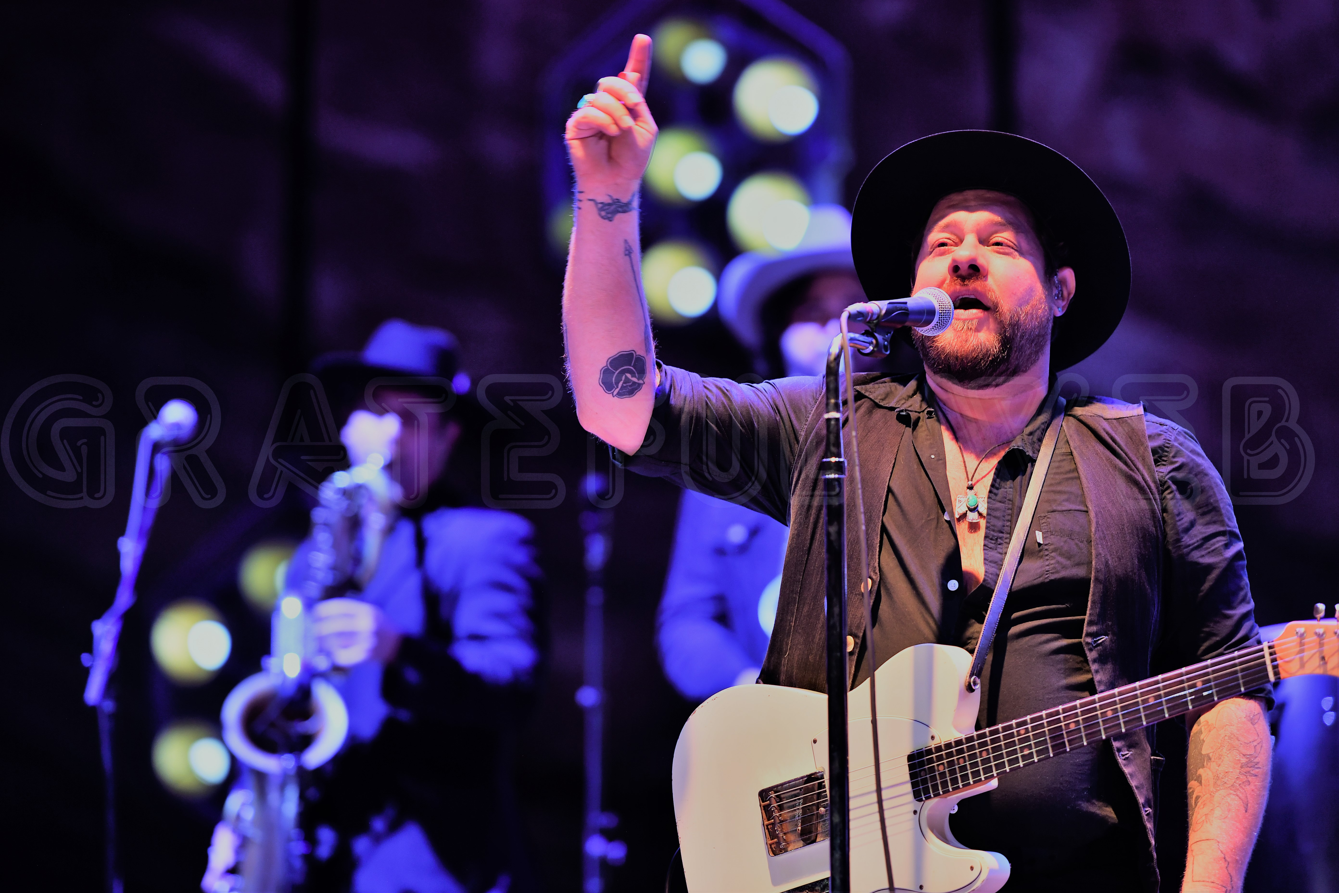 Nathaniel Rateliff confirms Red Rocks Amphitheatre livestream September 30