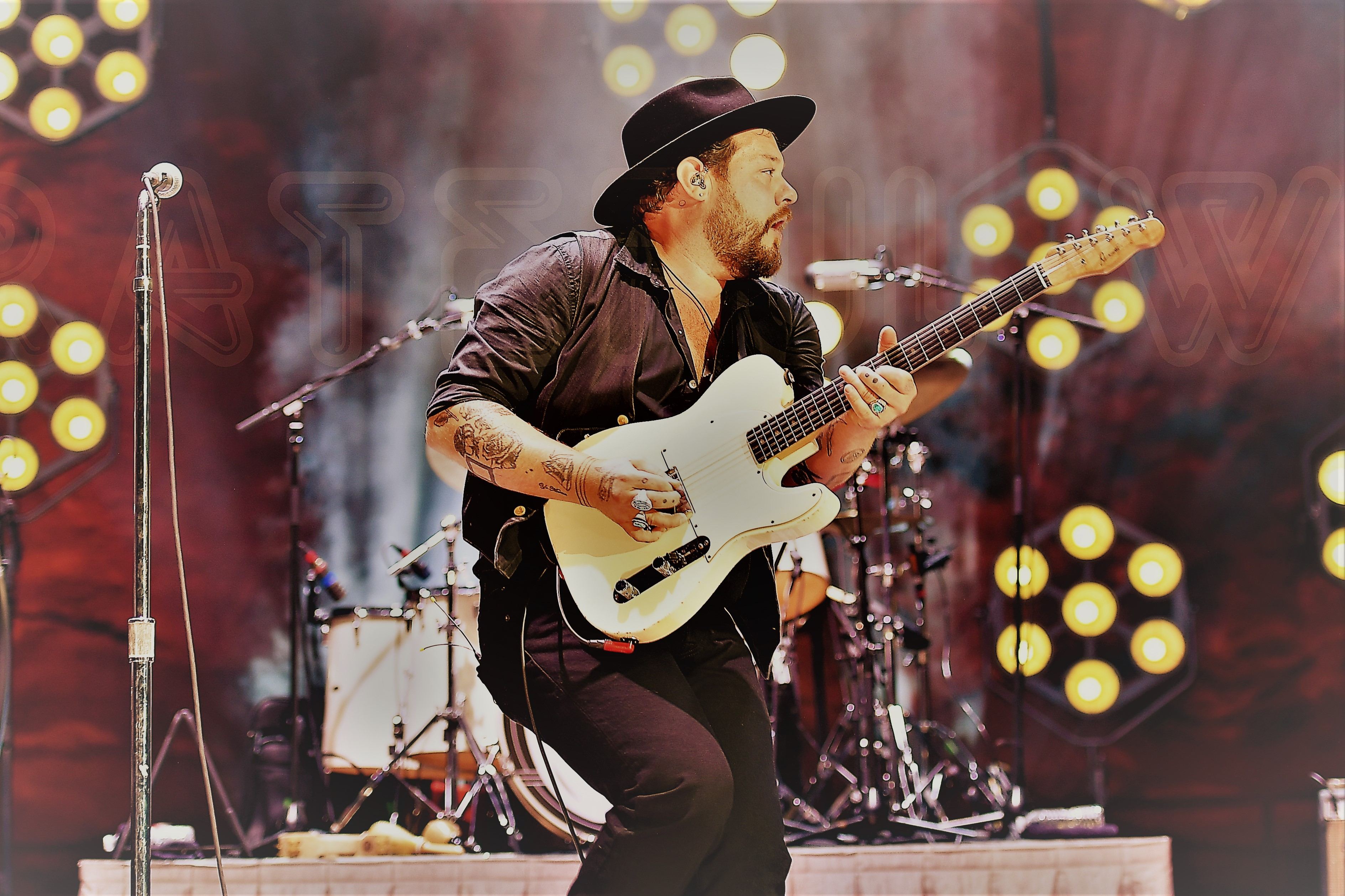 Nathaniel Rateliff to perform socially distanced shows at Red Rocks Amphitheatre