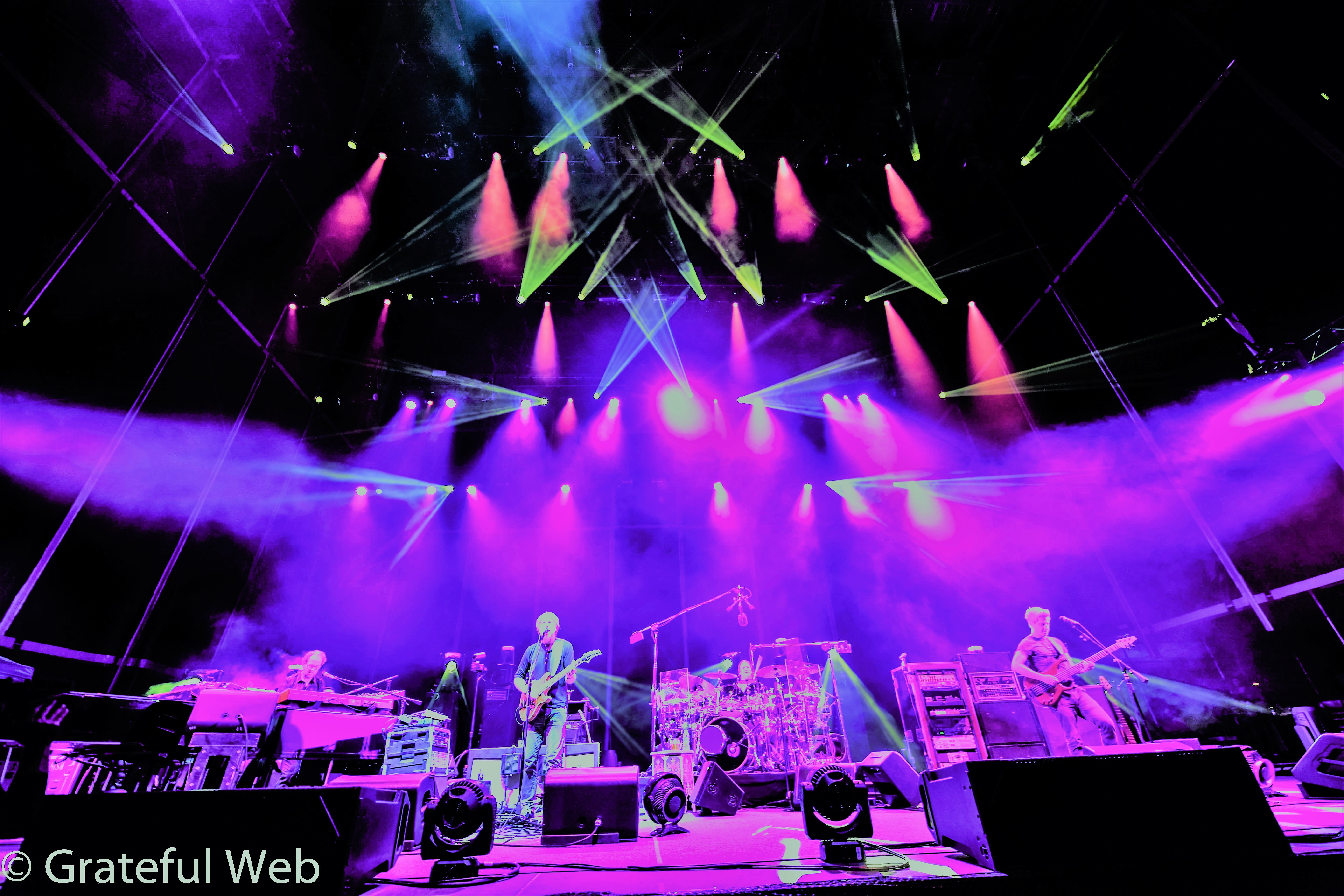Phish 2019 Summer Ticket Charity Auction