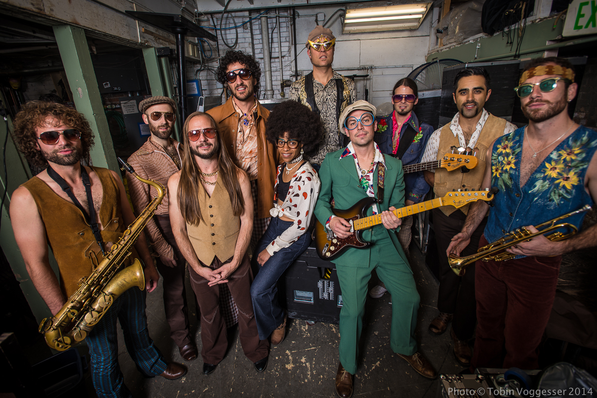 The Motet | Halloween 2014 | Boulder, CO