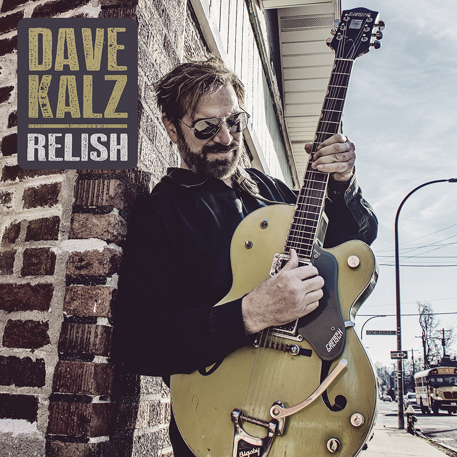 Dave Kalz Will Release His Debut Album, Relish, on June 25