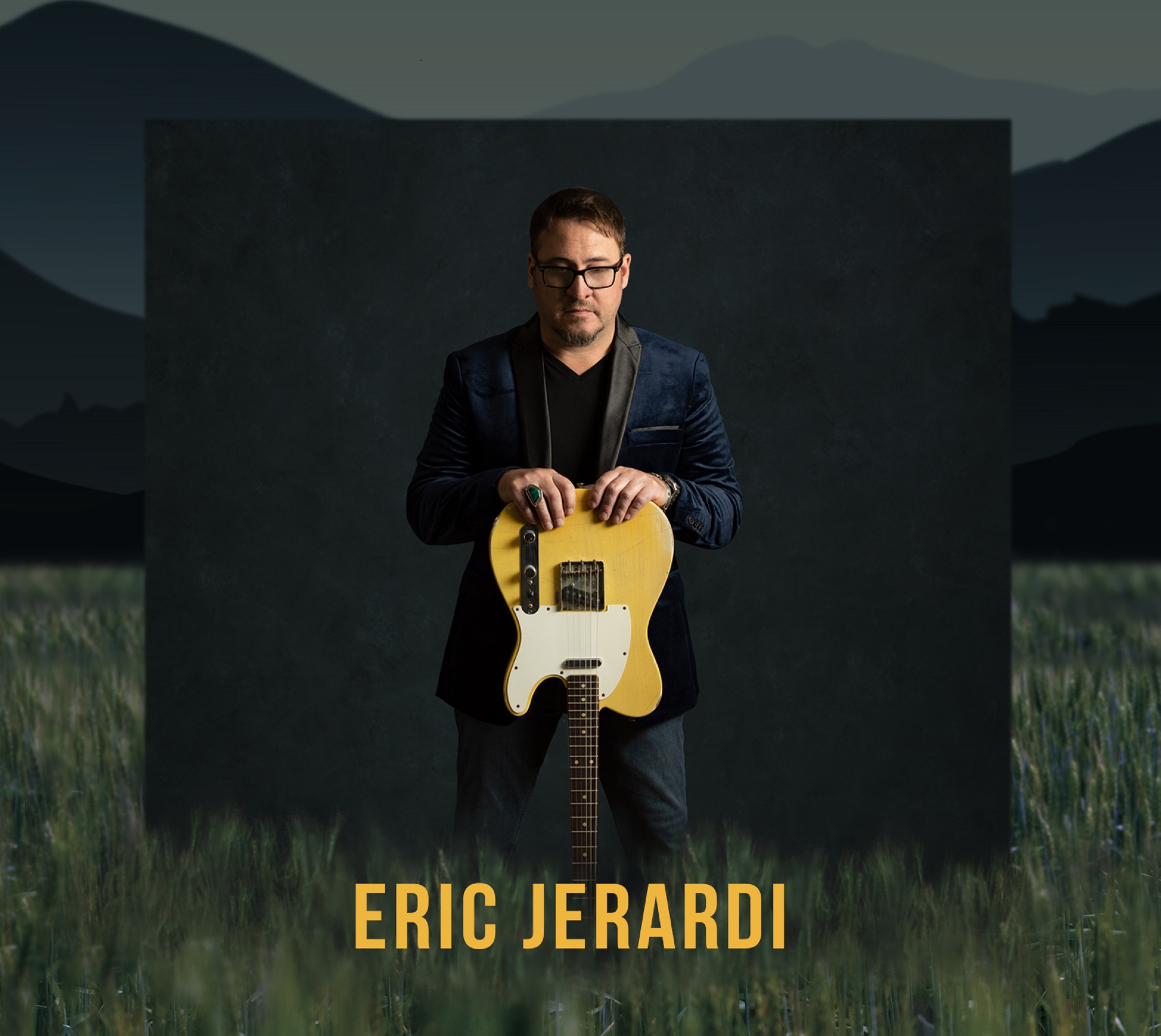 Eric Jerardi Delivers Muscle Shoals Sound Soul-Blues on New Album
