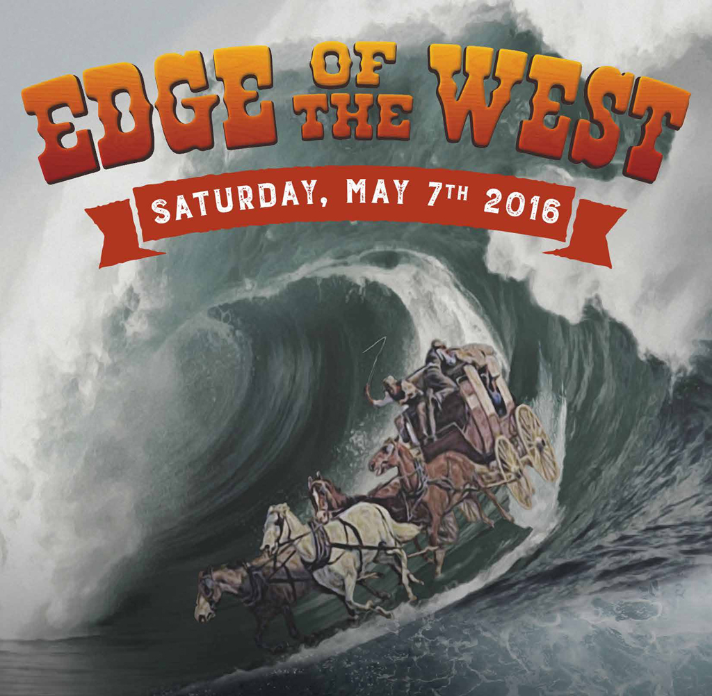 Edge of the West Announce Debut Album