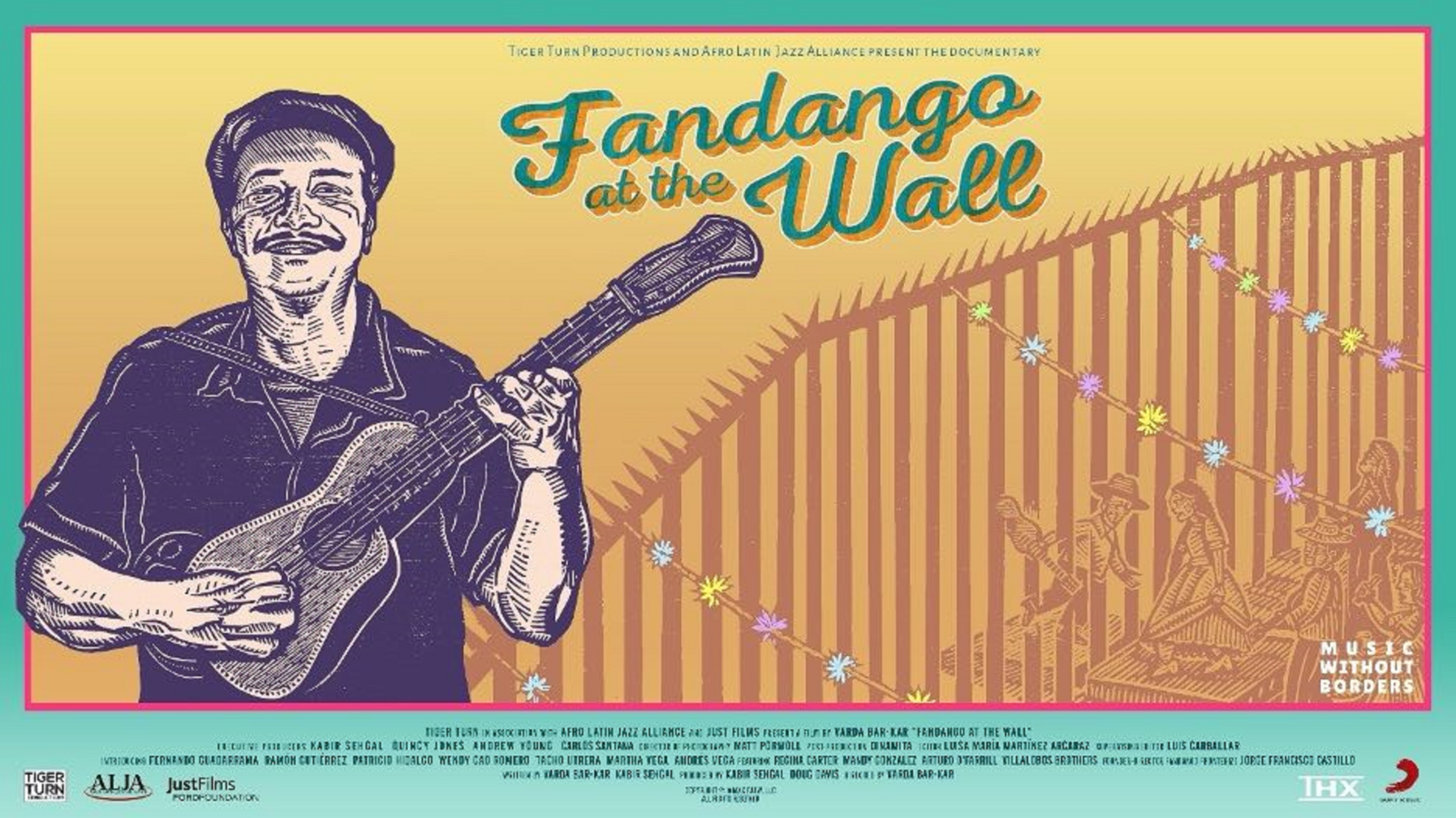 "HBO Premieres ""Fandango at the Wall"" on Sept. 25"
