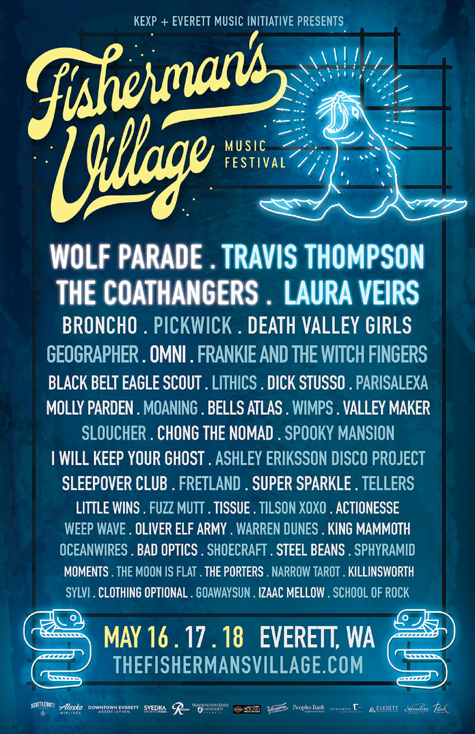 Fisherman's Village Music Festival Announces 2019 Lineup