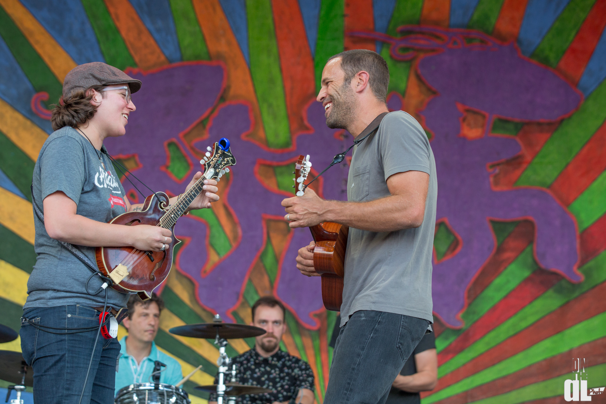 Fruition does a set with Jack Johnson @ NOLA Jazz Fest