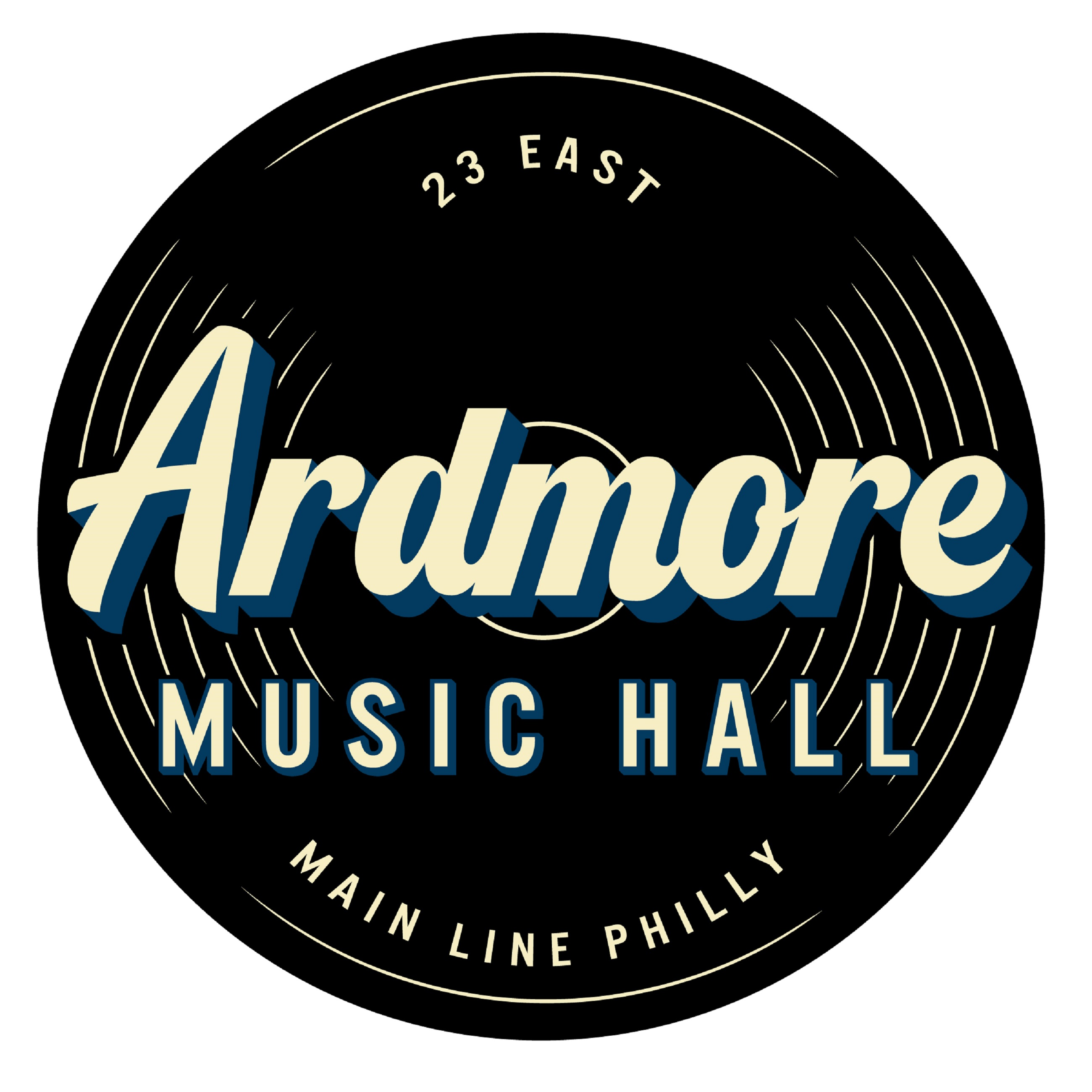 Ardmore Music Hall Announces Updated Brand Identity with Redesigned Logo & New Merch Store
