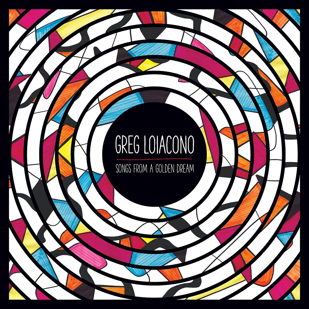 Out Now: Greg Loiacono Releases New Album