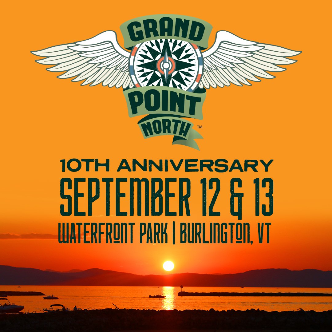 Grace Potter & Higher Ground Announce   10th Annual Grand Point North Music Festival