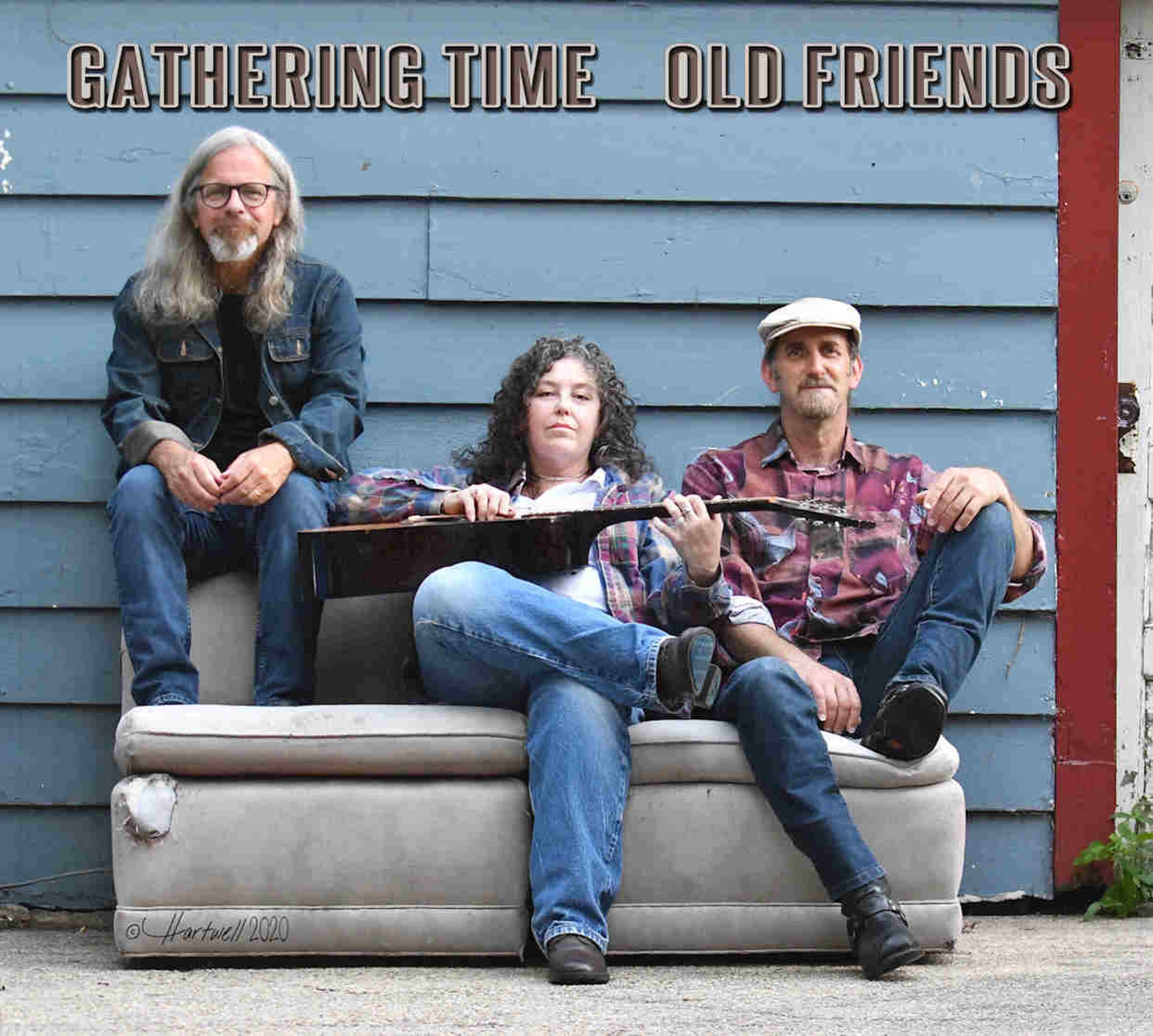 "Gathering Time Unveil Video For ""Turn! Turn! Turn!"""