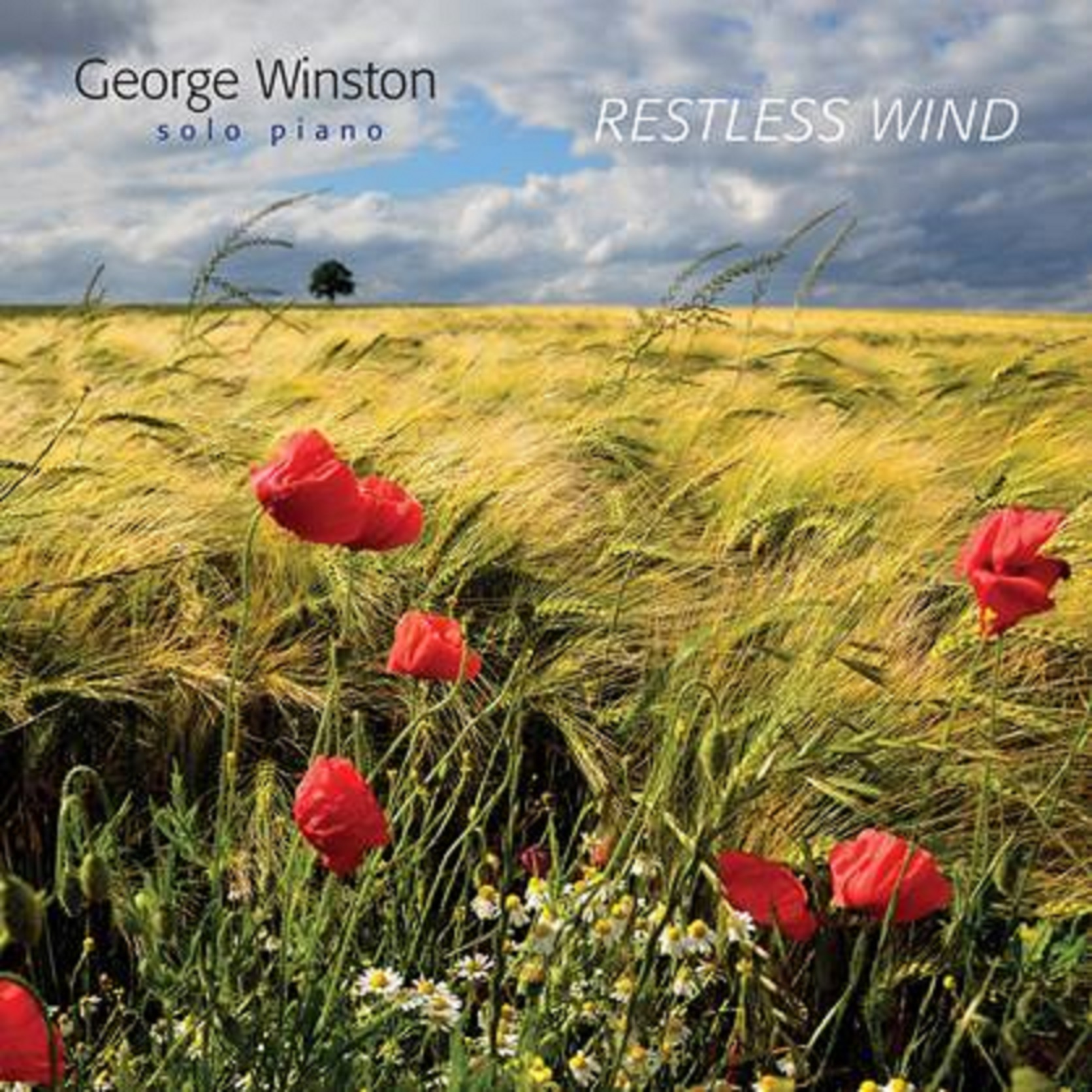 "George Winston To Release New Album ""Restless Wind"""