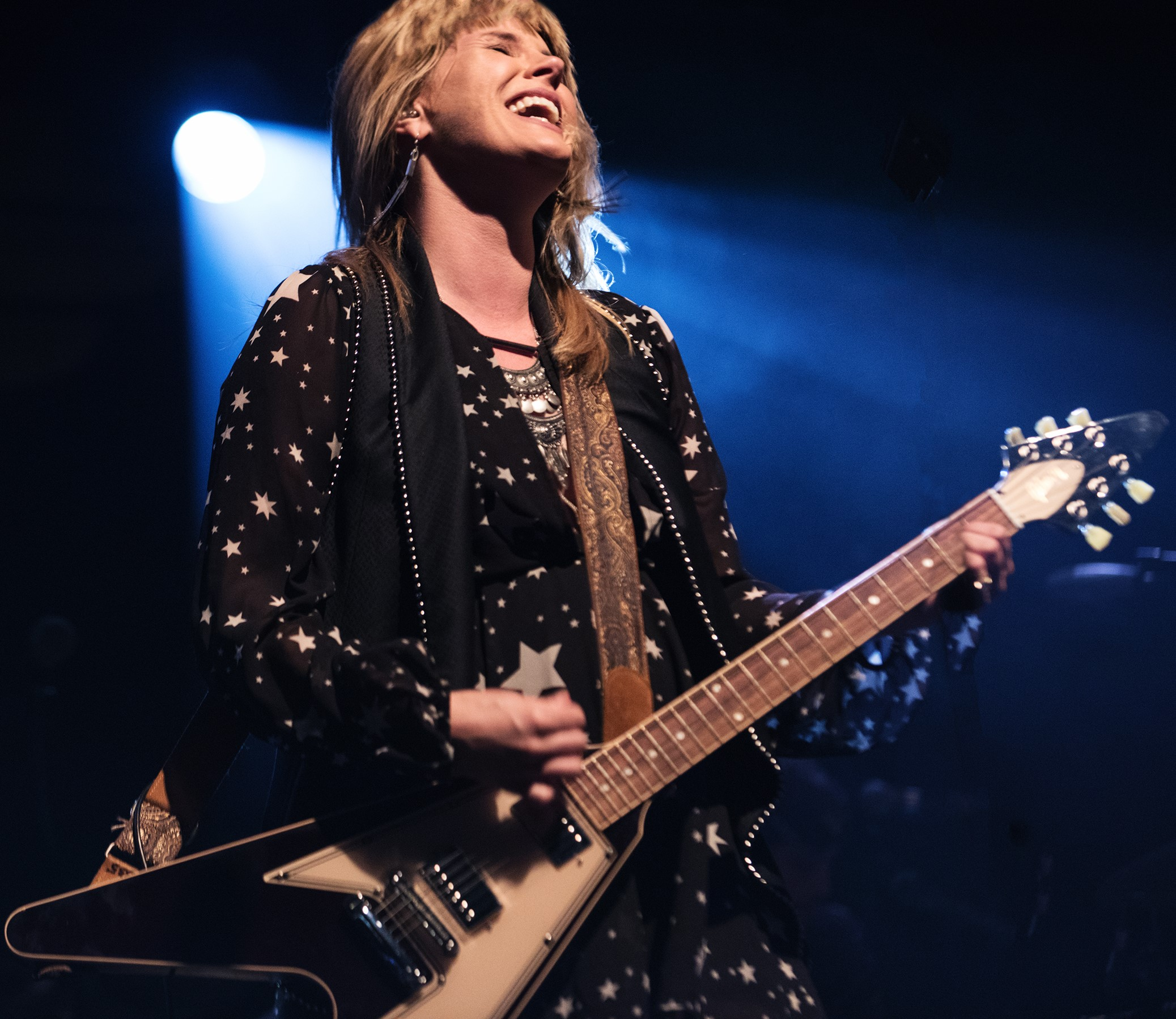 Grace Potter Joins the Cola Concerts Lineup