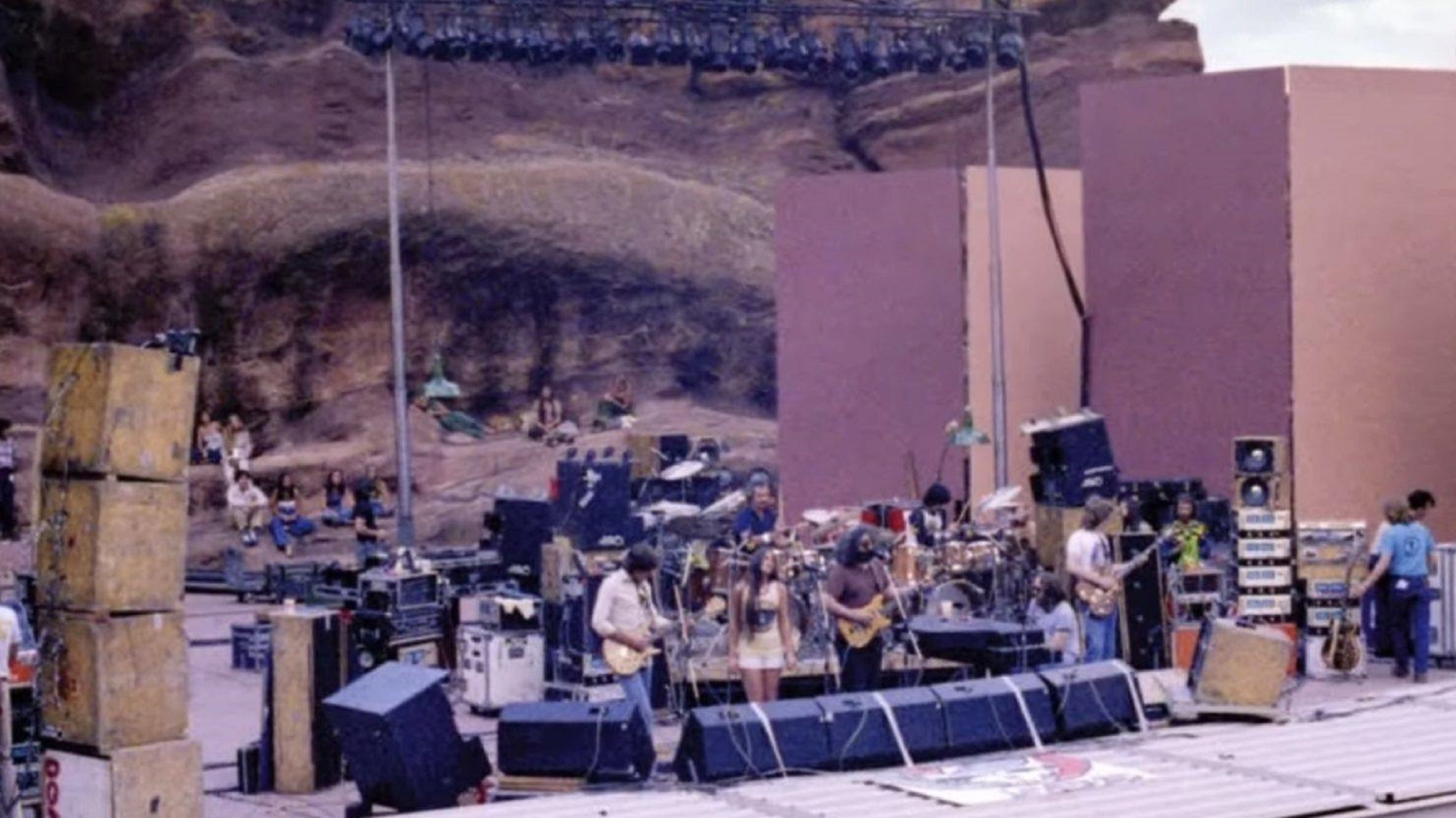 Dark Star Orchestra Adds Donna Jean Godchaux to 7/8/78 Red Rock Recreation