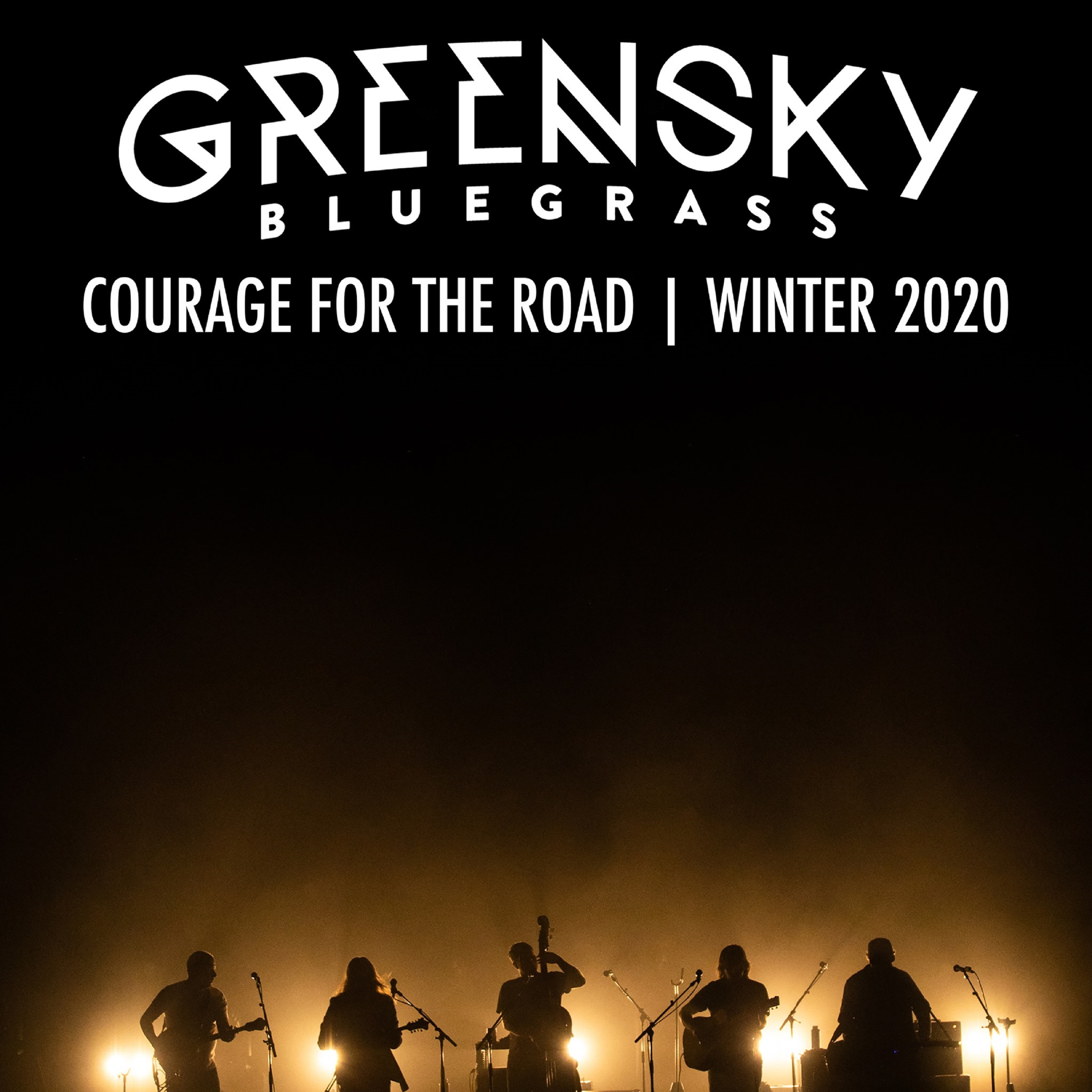 Greensky Bluegrass Offers New Live Release Courage For The Road: Winter 2020