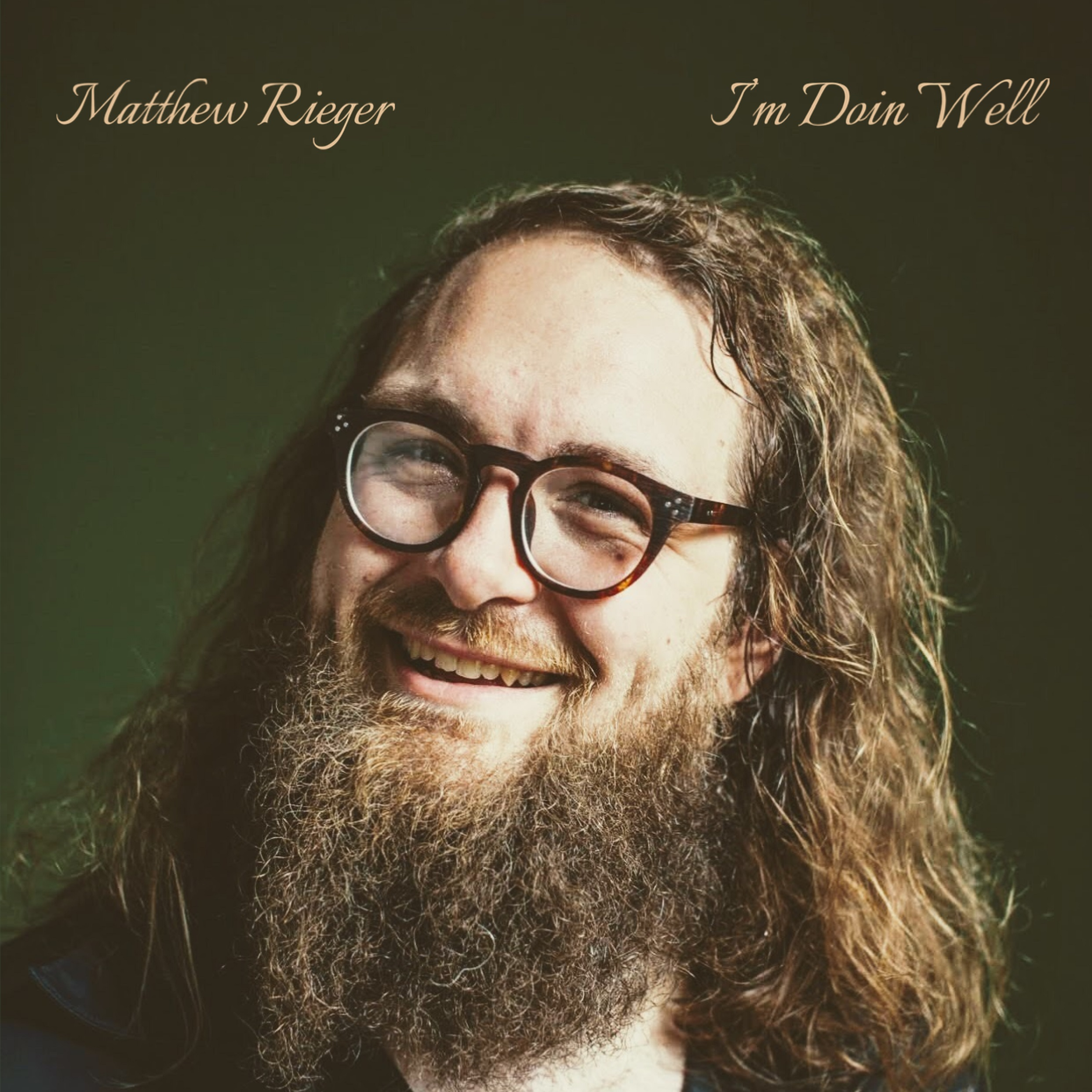 "Matthew Rieger releases first solo project ""I'm Doin Well"""