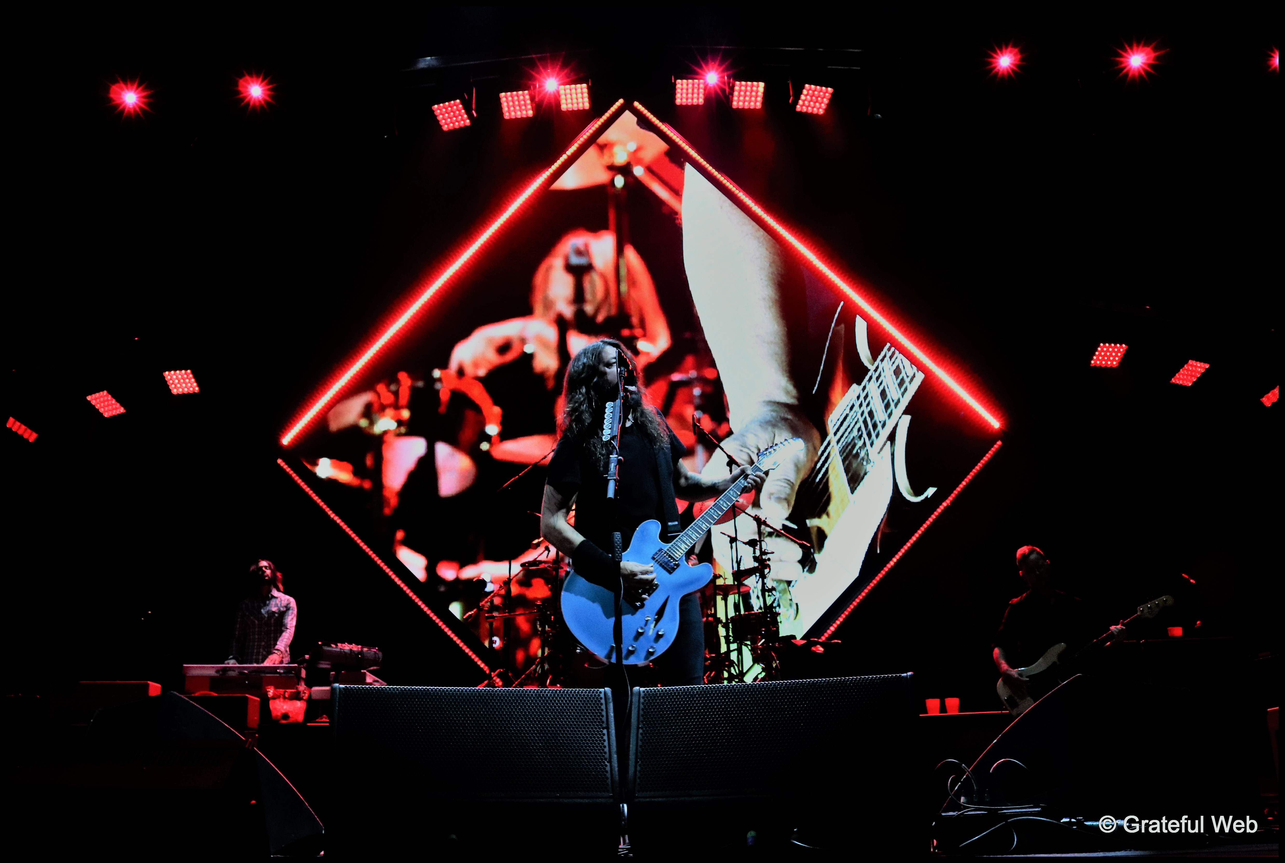 "Foo Fighters ""Live Super Saturday Night"""