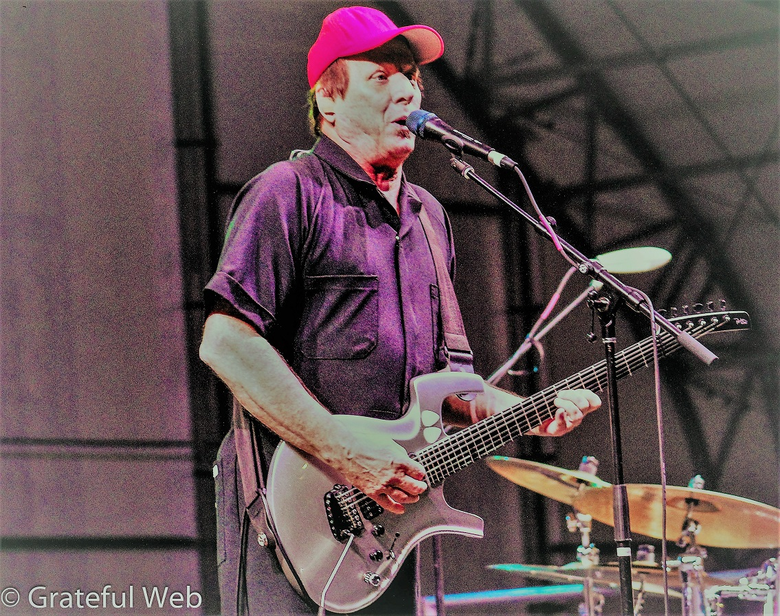 Adrian Belew Trio | Fort Wayne | Review