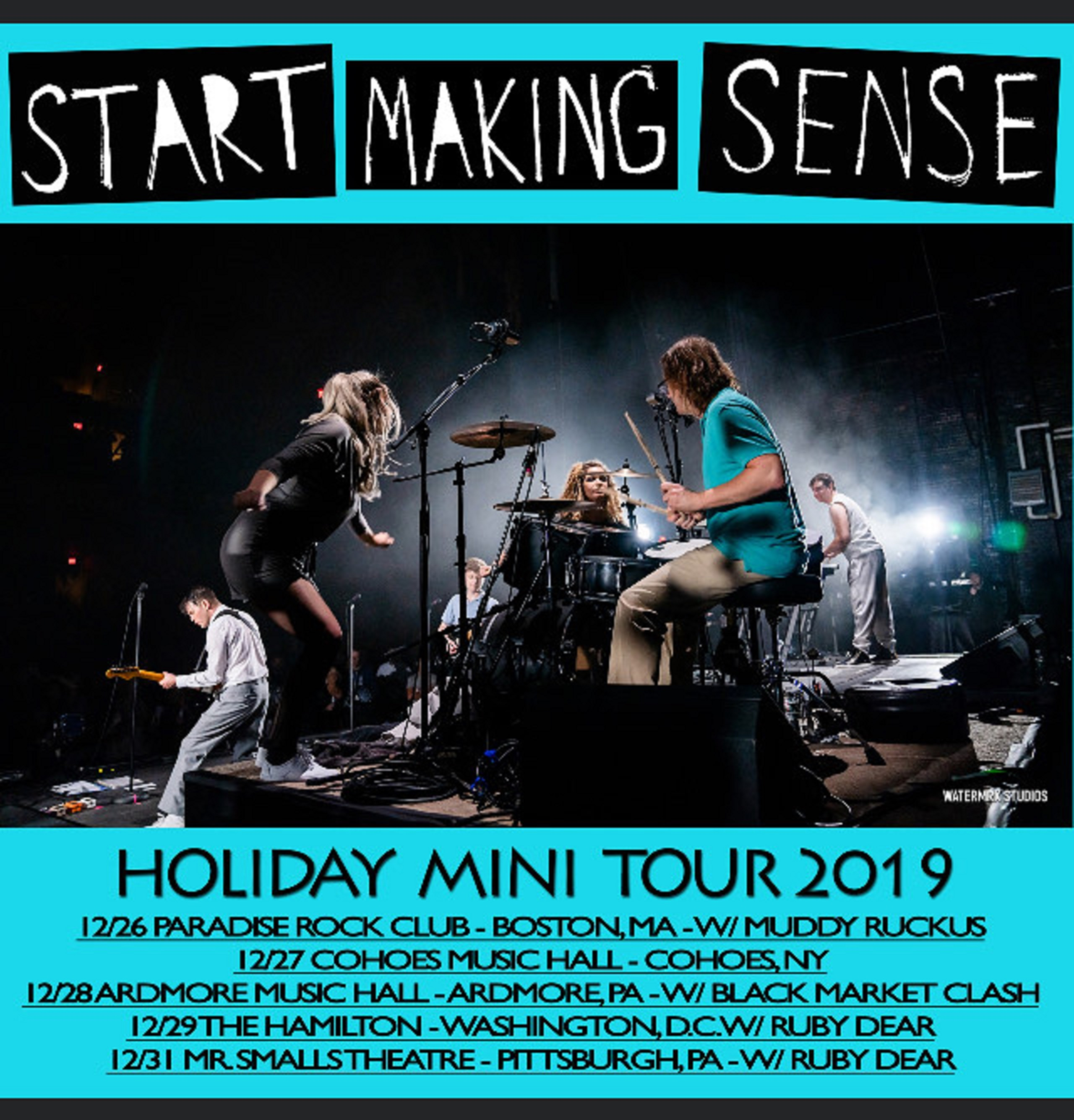 Start Making Sense 2019 Holiday Run