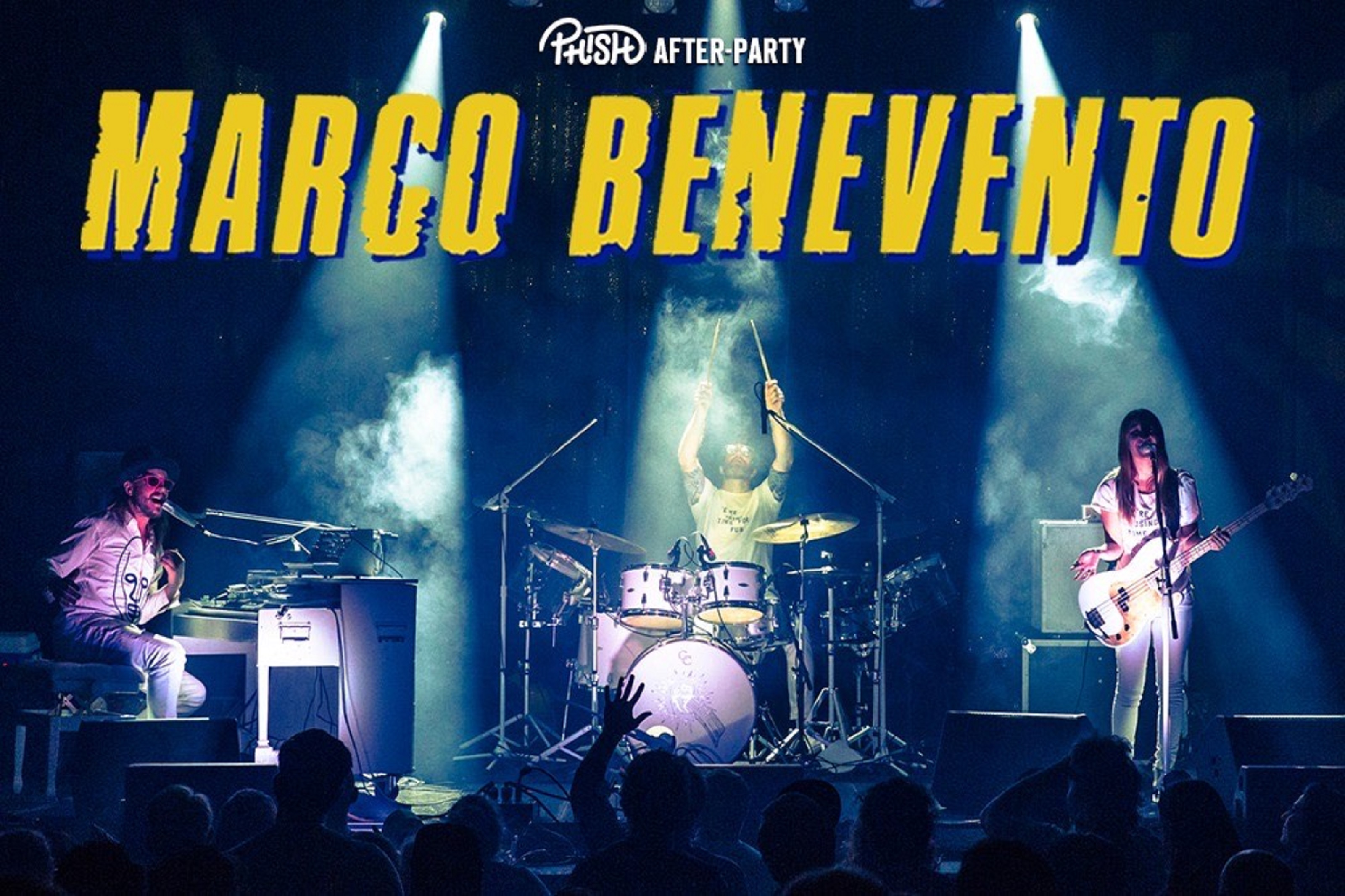Catch Marco Benevento After Phish @ (Le) Poisson Rouge