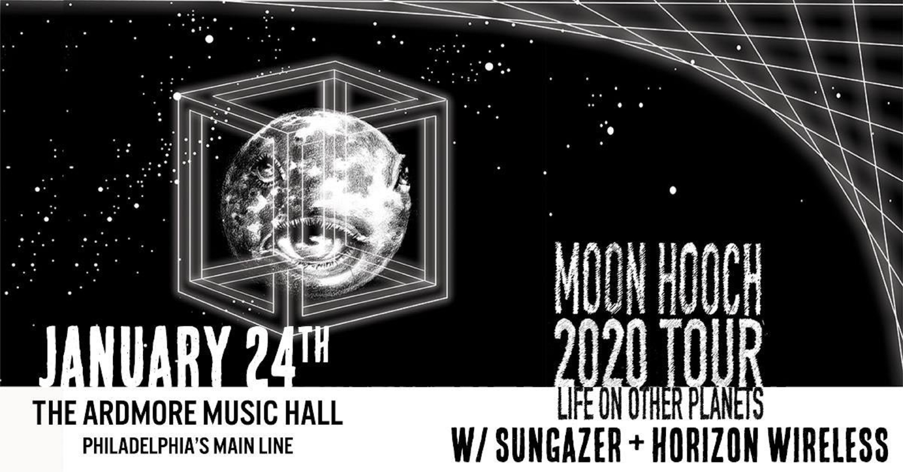 Moon Hooch | Ardmore Music Hall | Preview