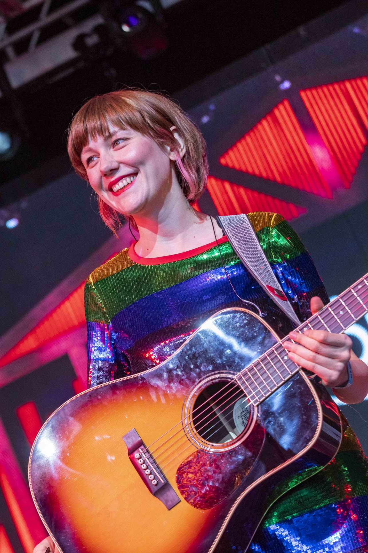 "MOLLY TUTTLE RELEASES NEW VIDEO FOR ""SLEEPWALKING"""