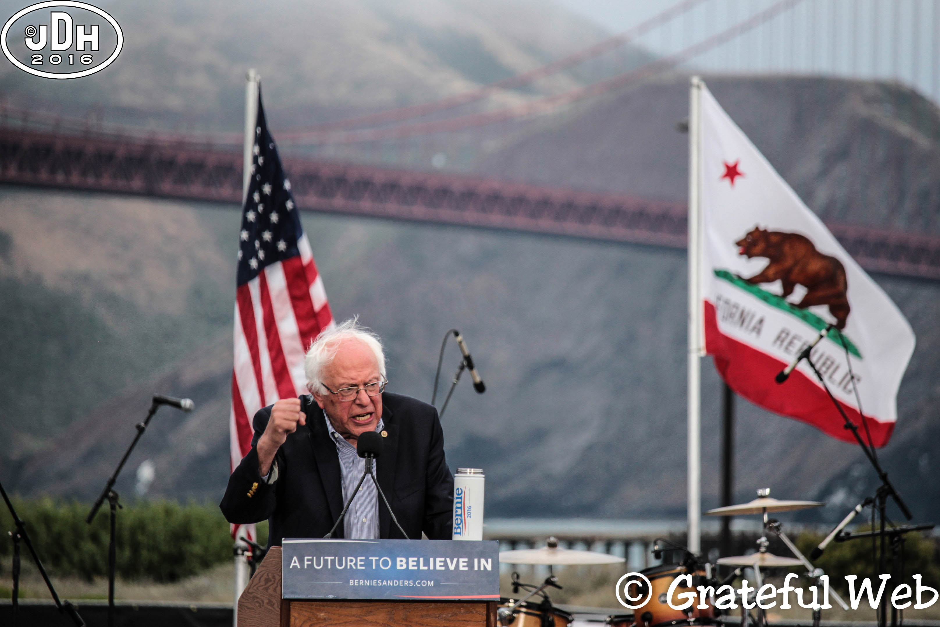 Feel The Bern | San Francisco, CA | 6/6/16