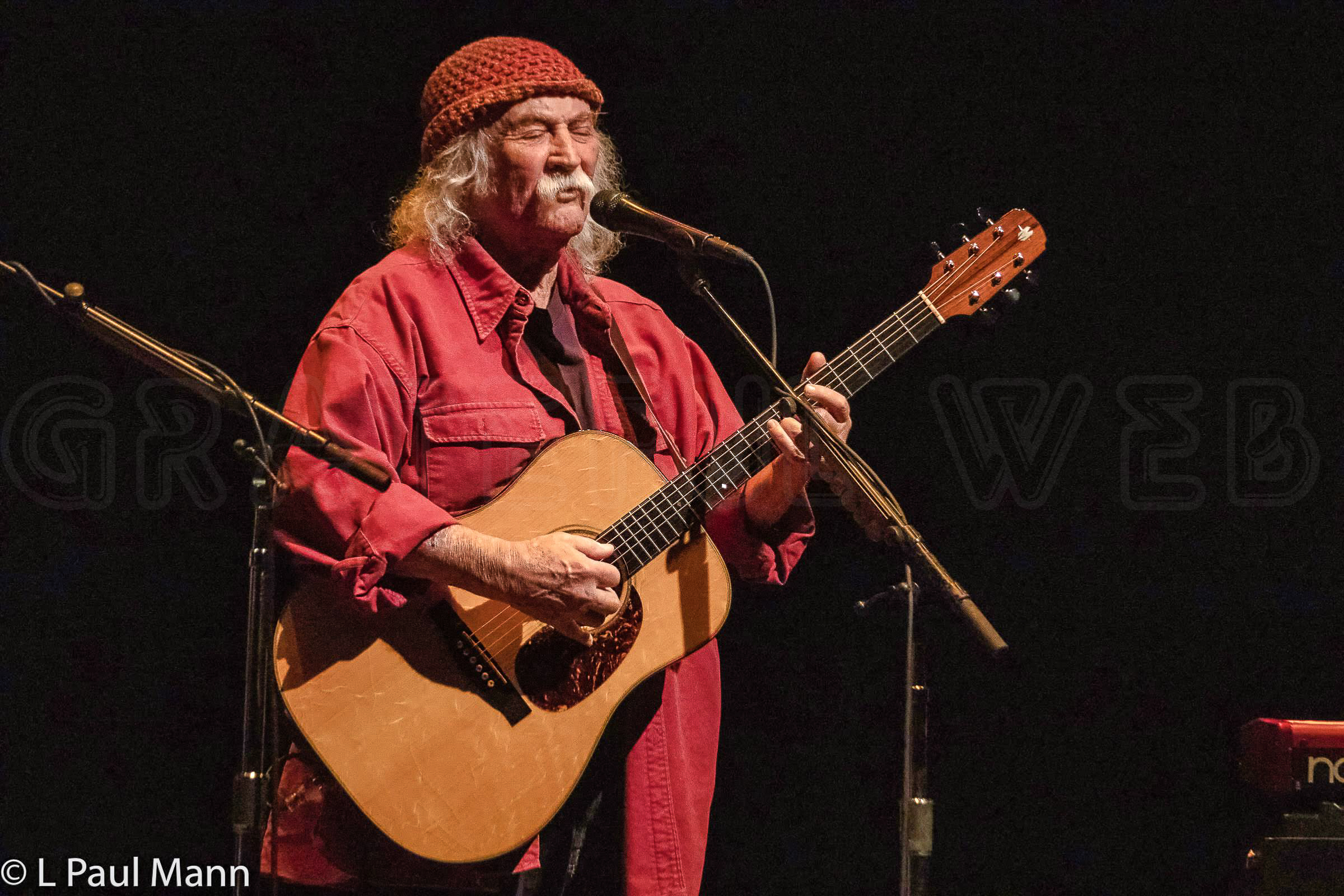 David Crosby | Lobero Theater | 11/8/18