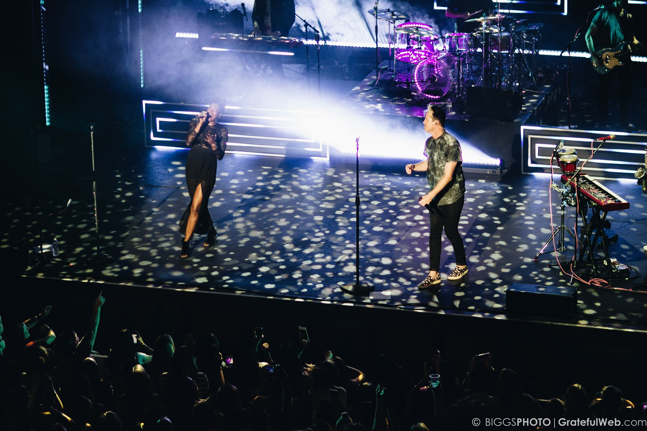Fitz and the Tantrums | Oakland | Review